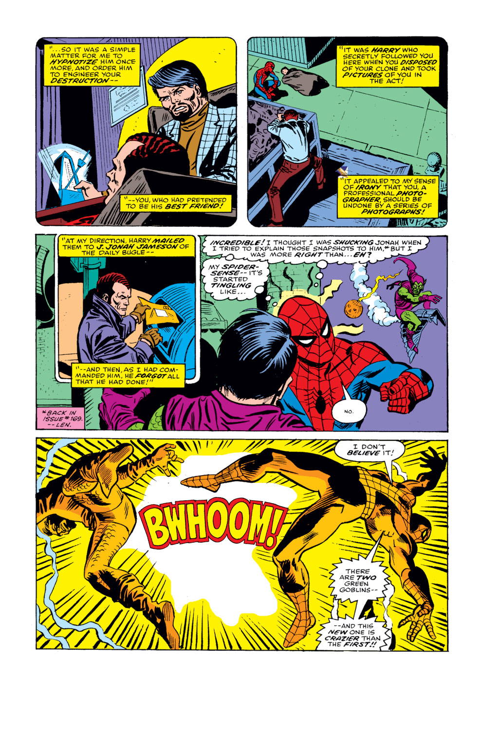The Amazing Spider-Man (1963) 180 Page 11