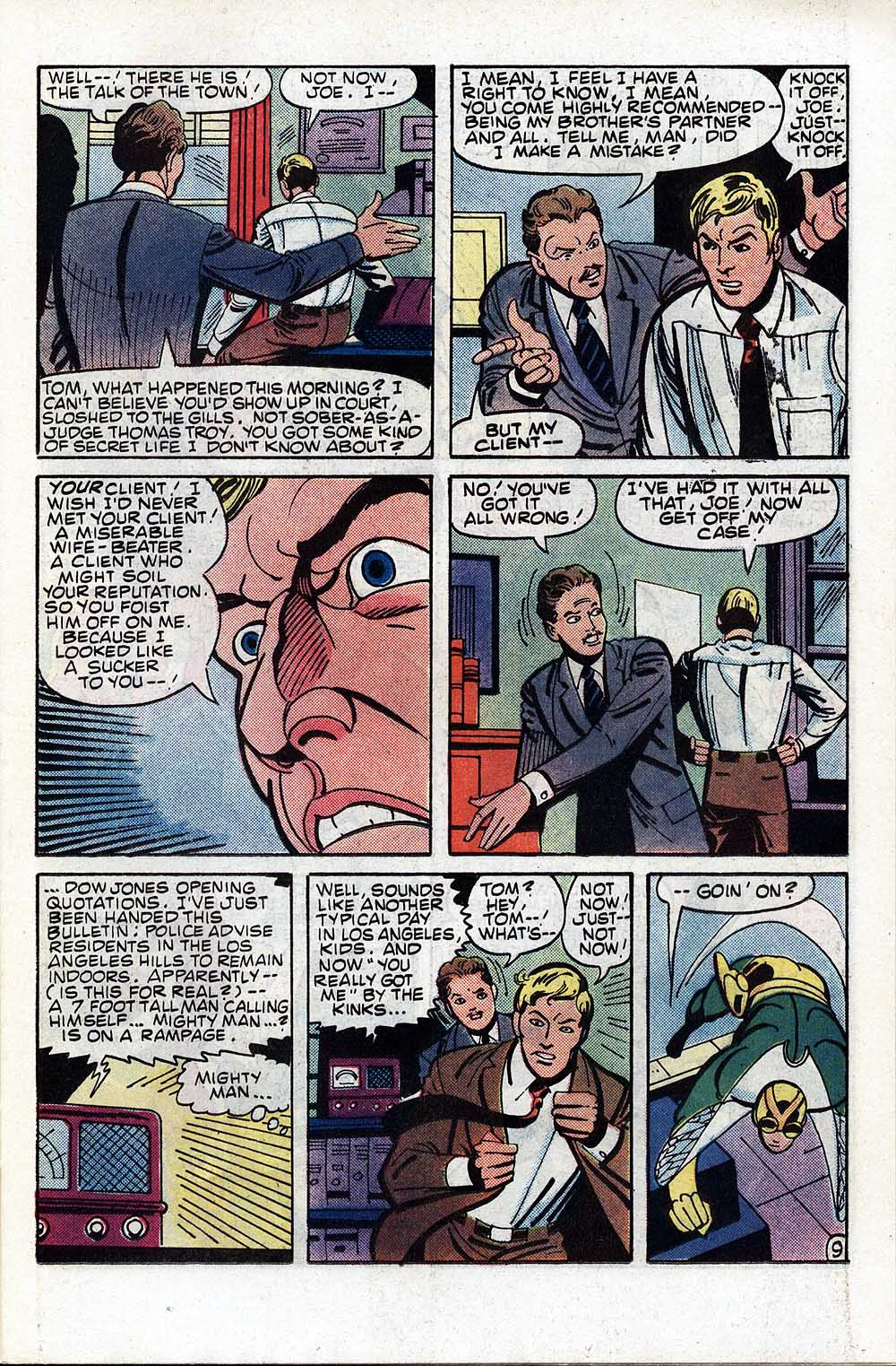 Read online The Fly (1983) comic -  Issue #4 - 11