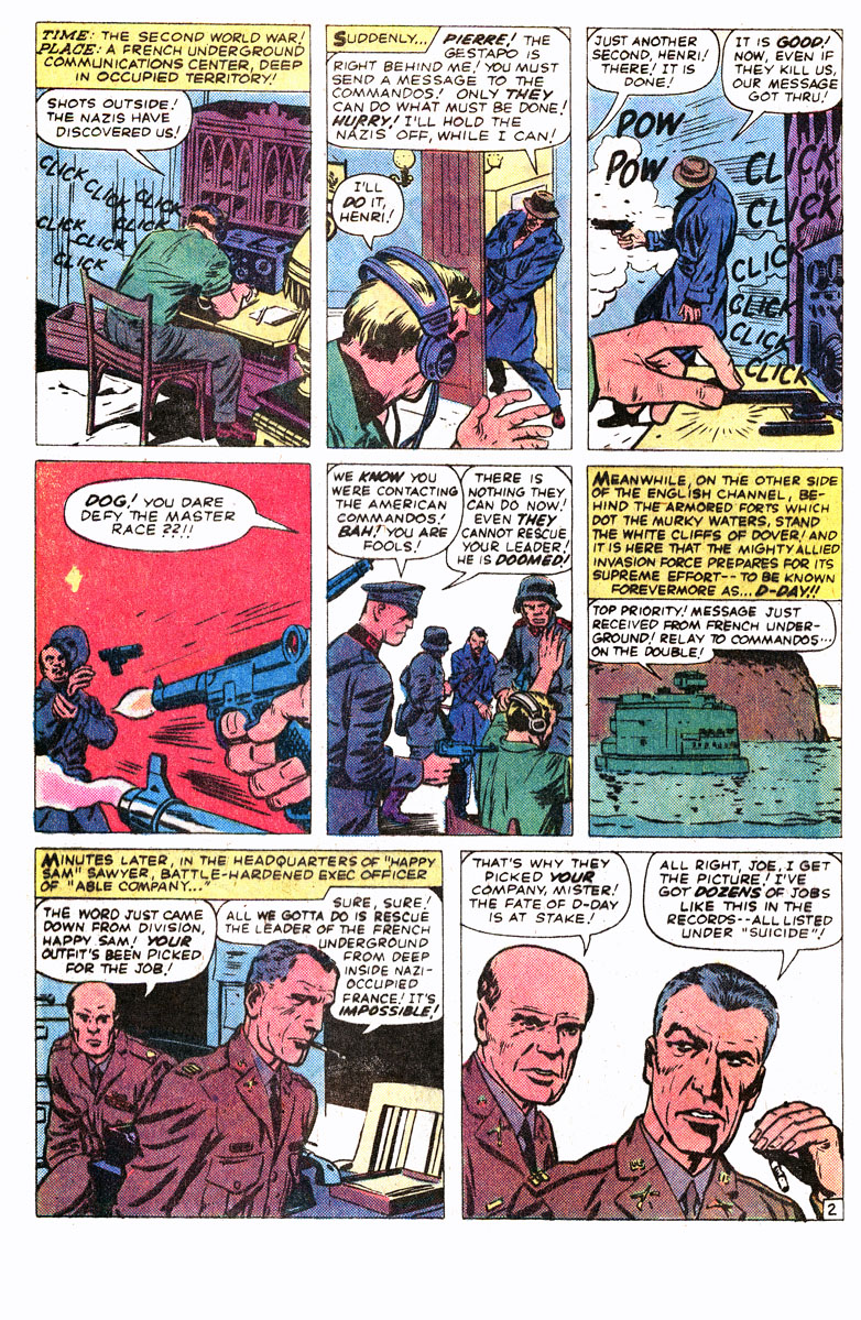 Read online Sgt. Fury comic -  Issue #167 - 4