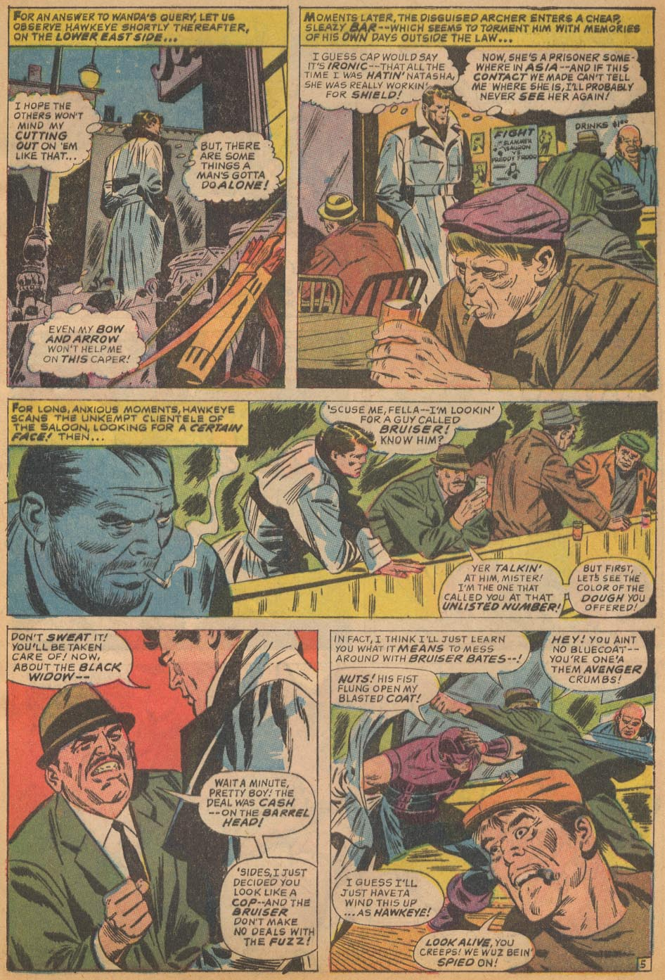 The Avengers (1963) 43 Page 8