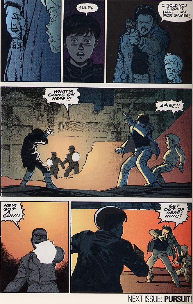 Read online Akira comic -  Issue #1 - 60