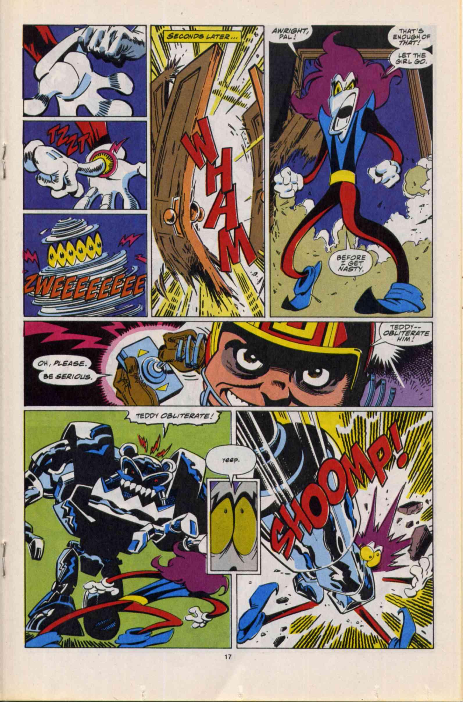 Read online Slapstick comic -  Issue #3 - 13