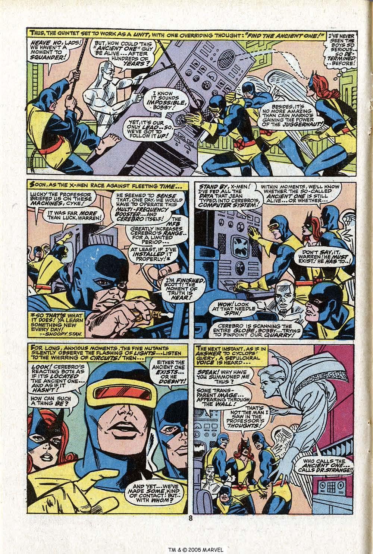 Read online Uncanny X-Men (1963) comic -  Issue #81 - 10