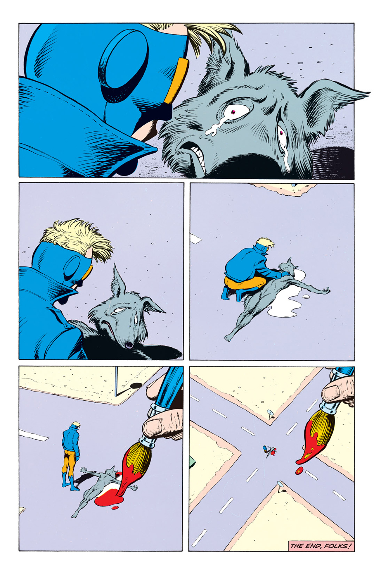 Read online Animal Man (1988) comic -  Issue #5 - 26