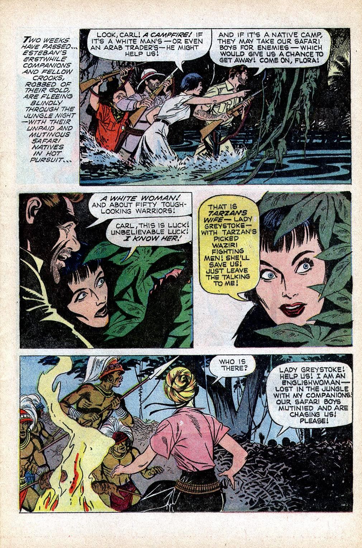 Tarzan (1962) issue 173 - Page 13