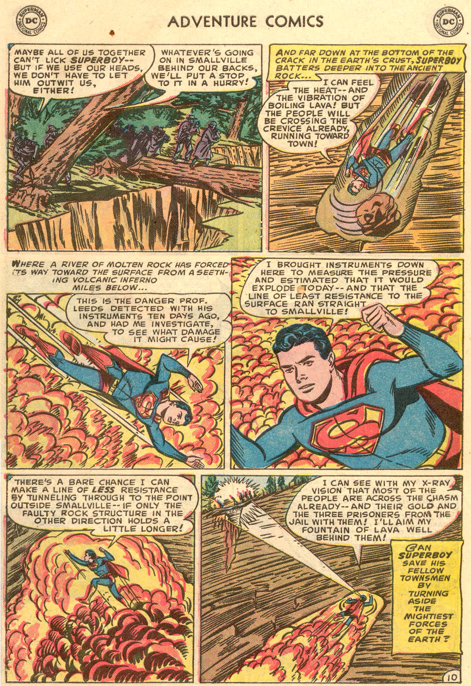Read online Adventure Comics (1938) comic -  Issue #186 - 12