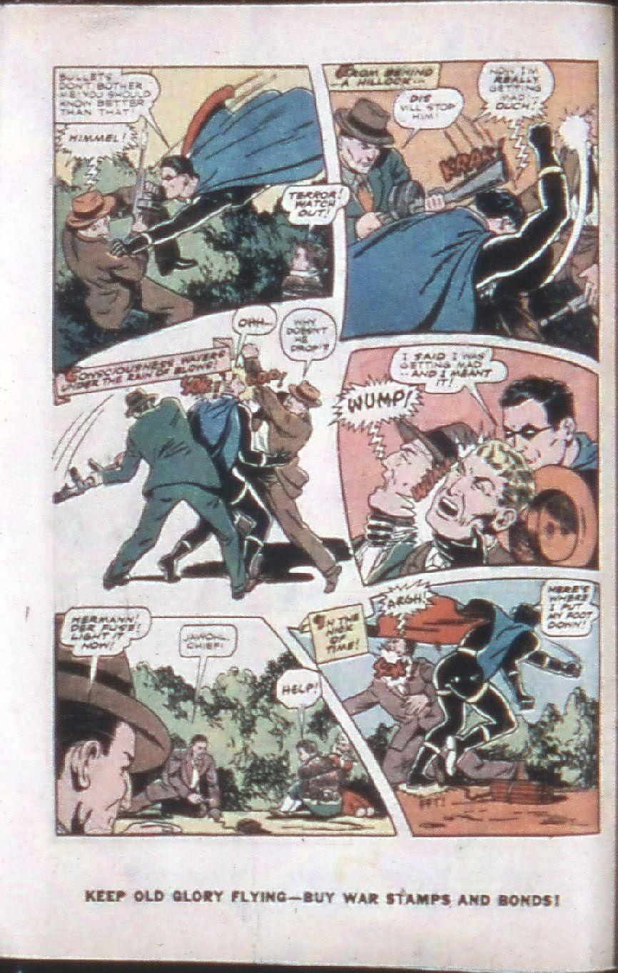 Read online America's Best Comics comic -  Issue #11 - 8