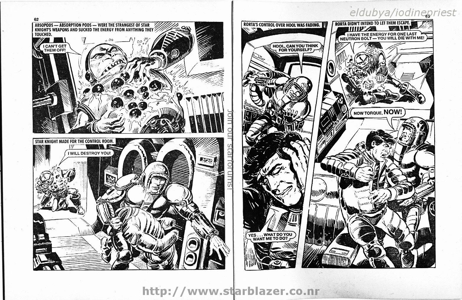 Starblazer issue 171 - Page 33