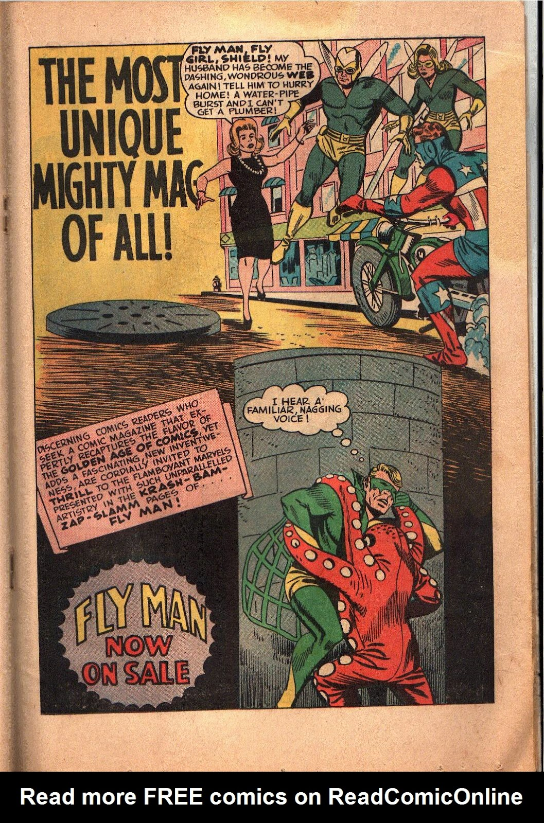 The Mighty Crusaders (1965) Issue #6 #6 - English 26