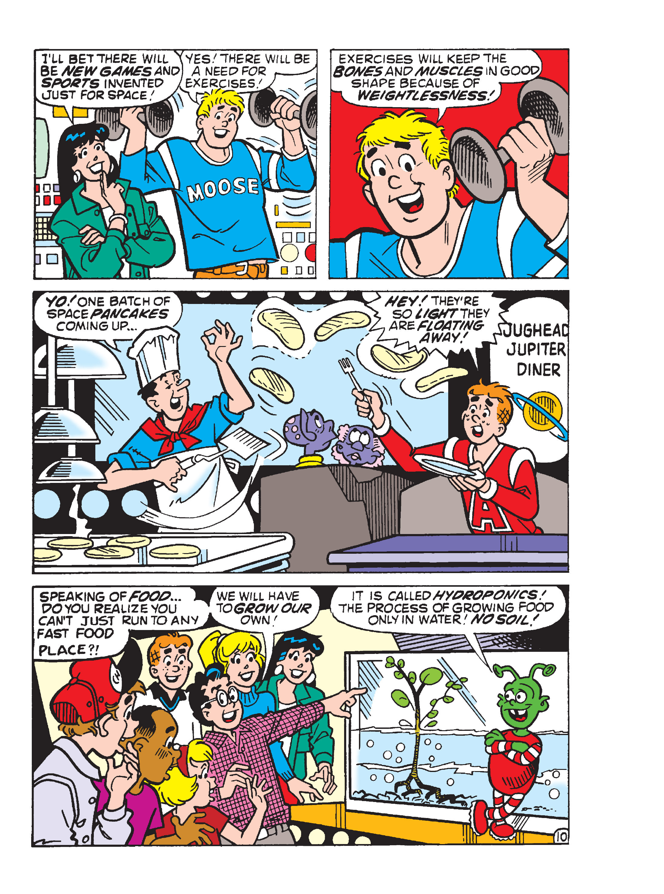 Read online Archie 1000 Page Comics Blowout! comic -  Issue # TPB (Part 4) - 161