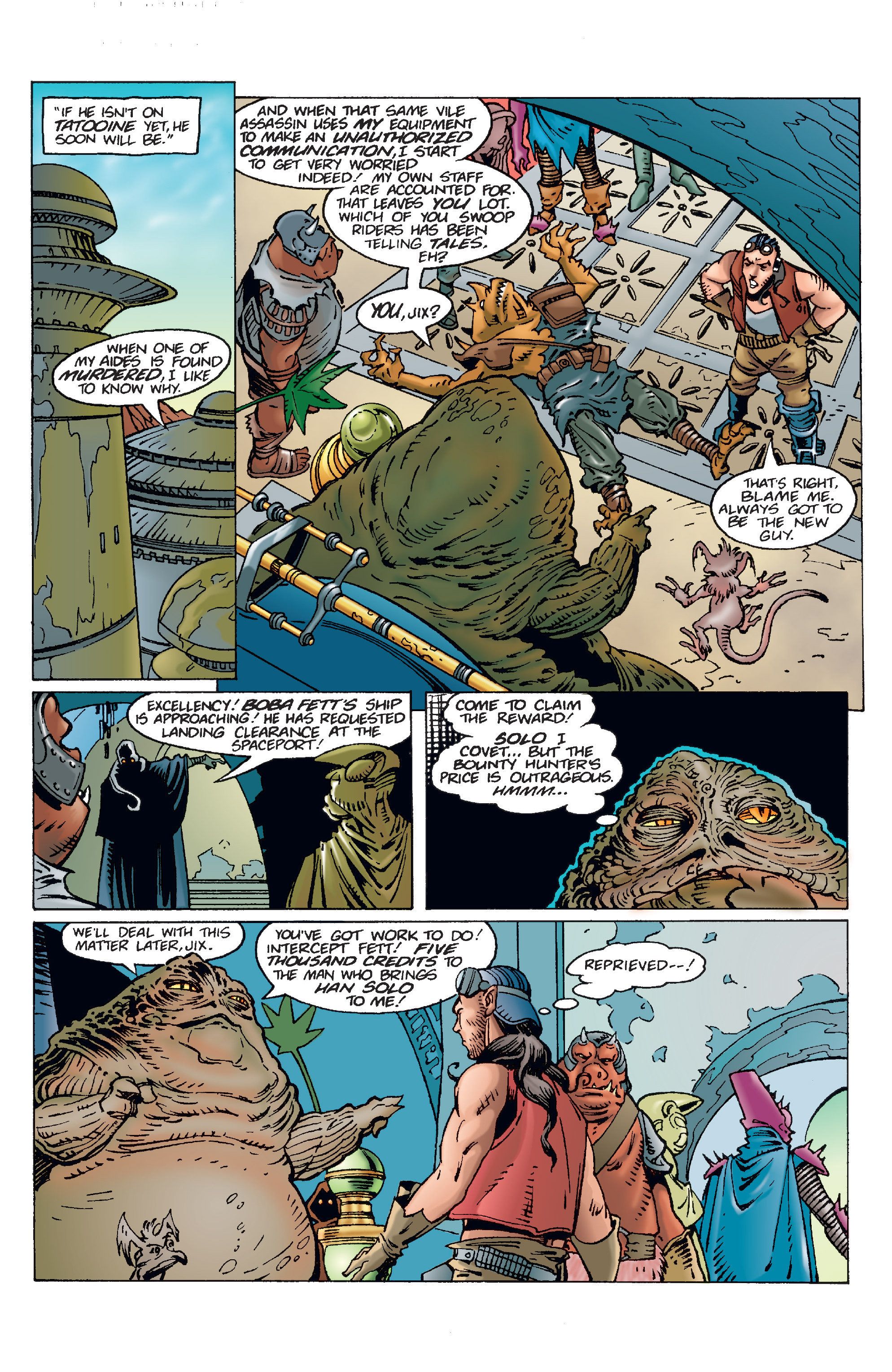 Read online Star Wars Omnibus comic -  Issue # Vol. 11 - 147