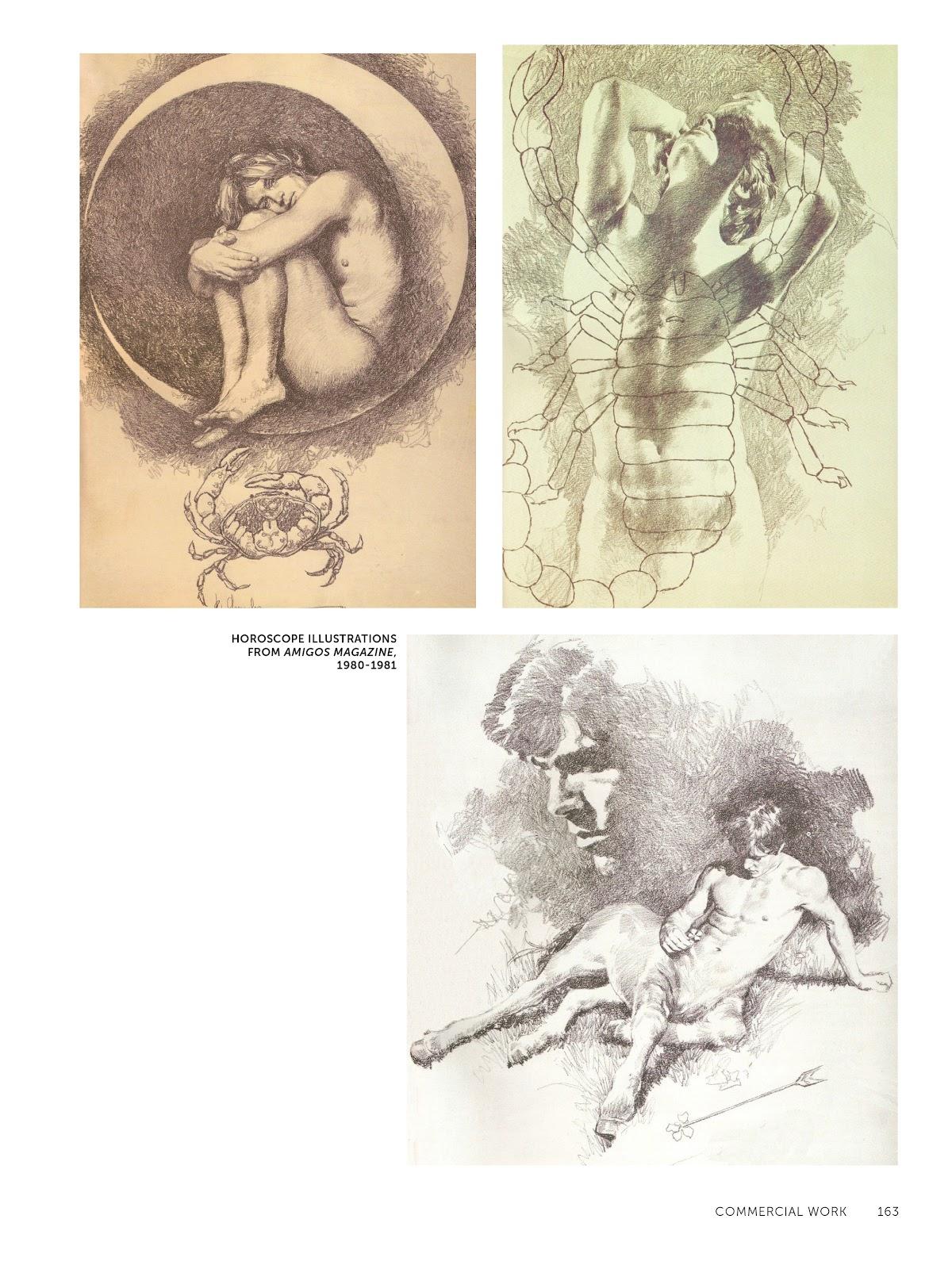 Read online The Art of Jose Gonzalez comic -  Issue # TPB (Part 2) - 65
