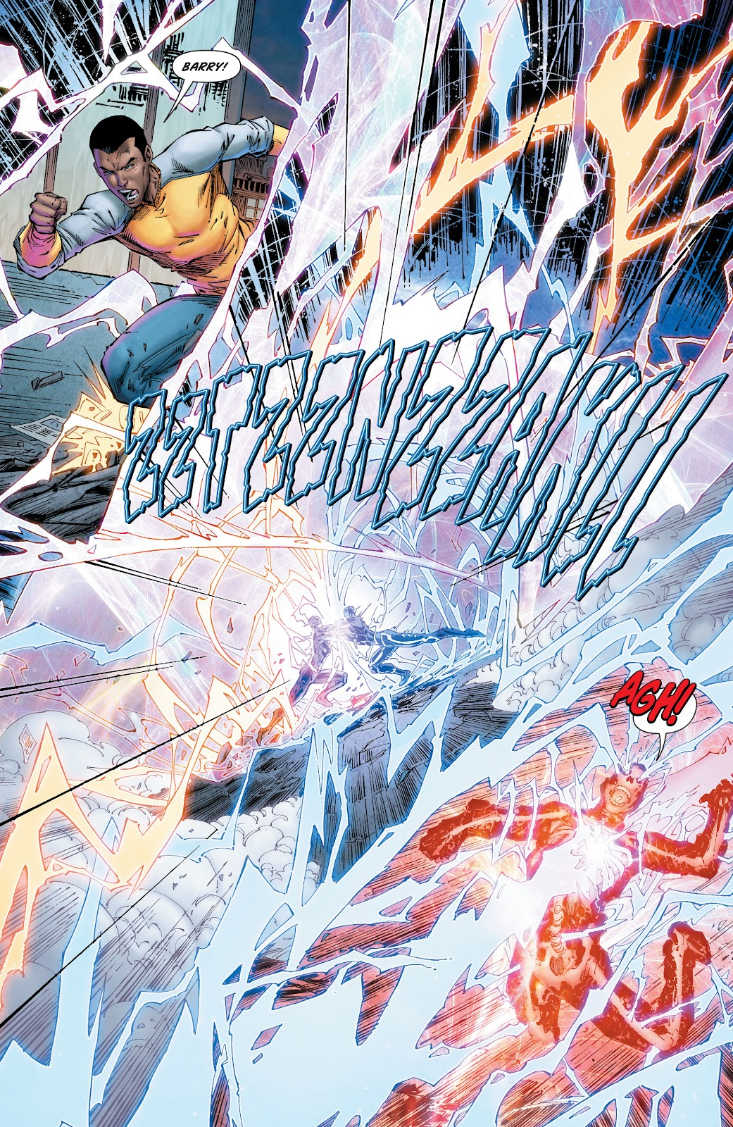 Read online The Flash (2011) comic -  Issue # _TPB 6 (Part 2) - 53