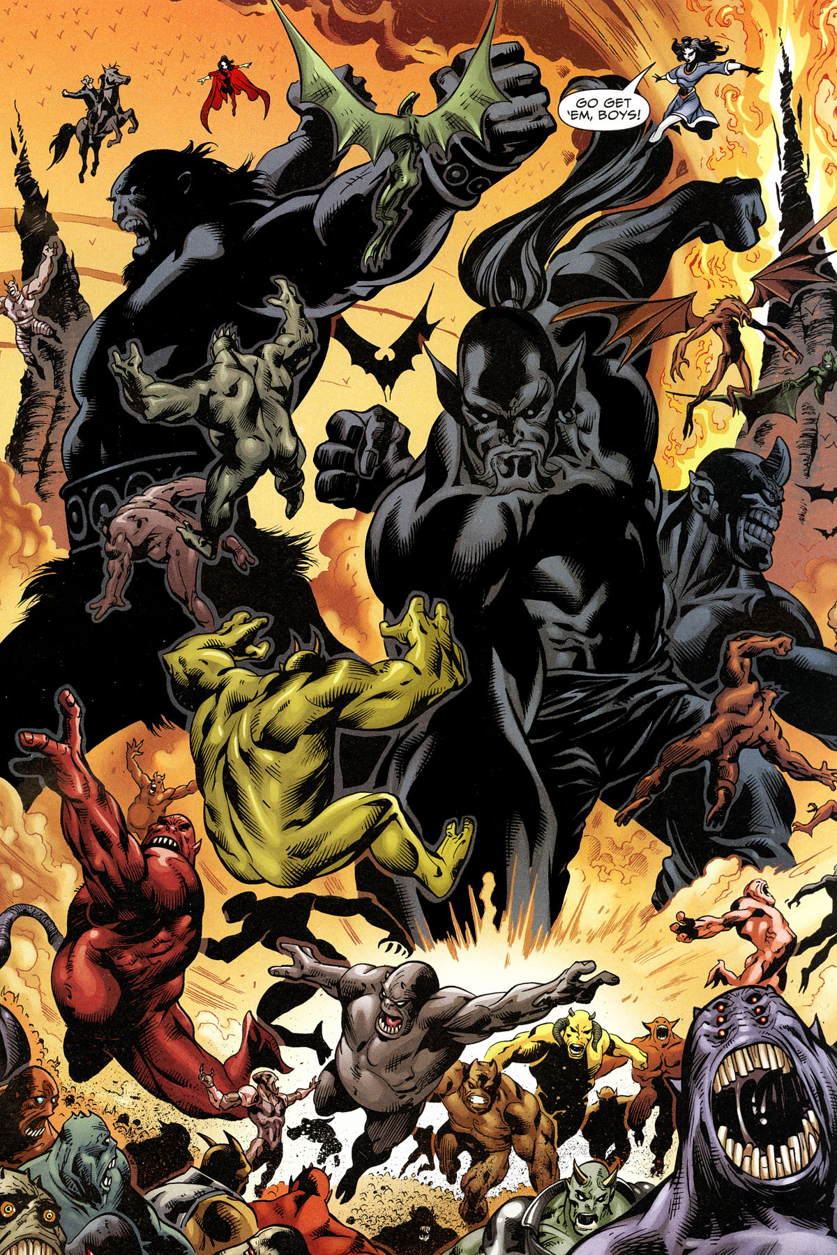 Read online Shadowpact comic -  Issue #11 - 7