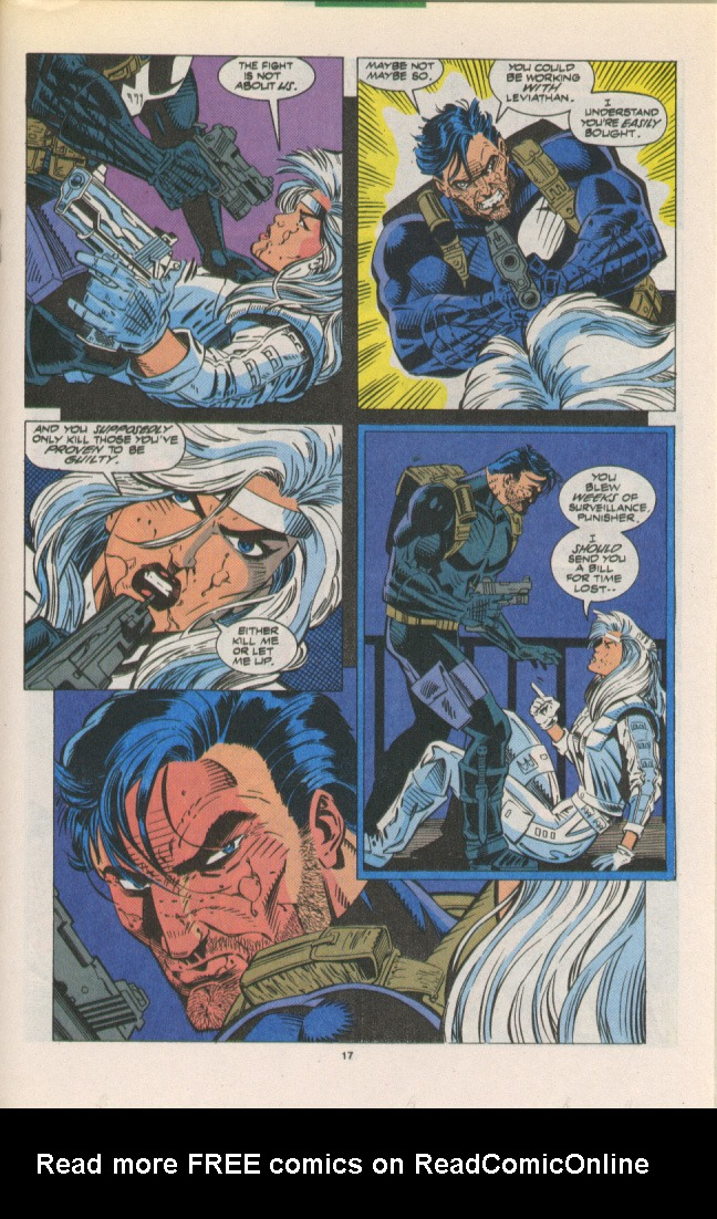 Read online Silver Sable and the Wild Pack comic -  Issue #10 - 14