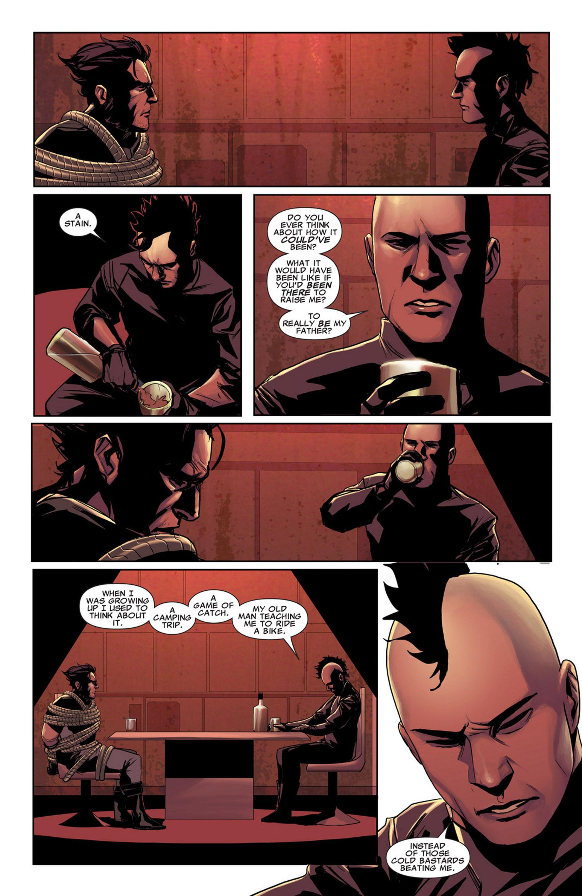Uncanny X-Force (2010) #33 #35 - English 11