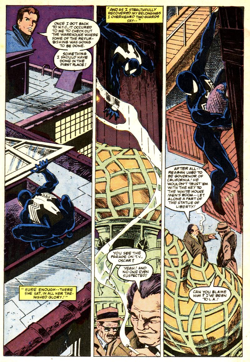 Web of Spider-Man (1985) Issue #28 #38 - English 24