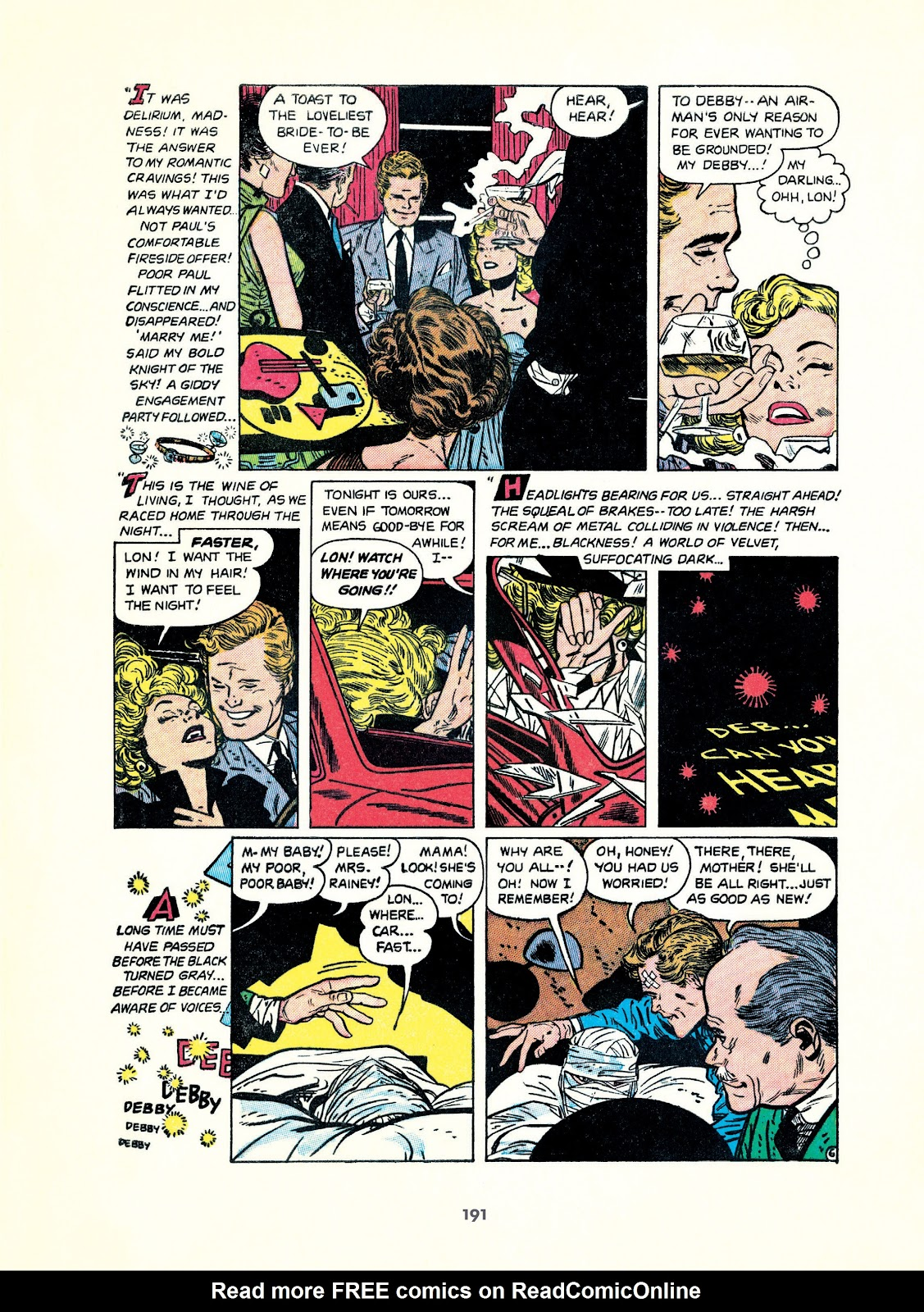 Read online Setting the Standard: Comics by Alex Toth 1952-1954 comic -  Issue # TPB (Part 2) - 92