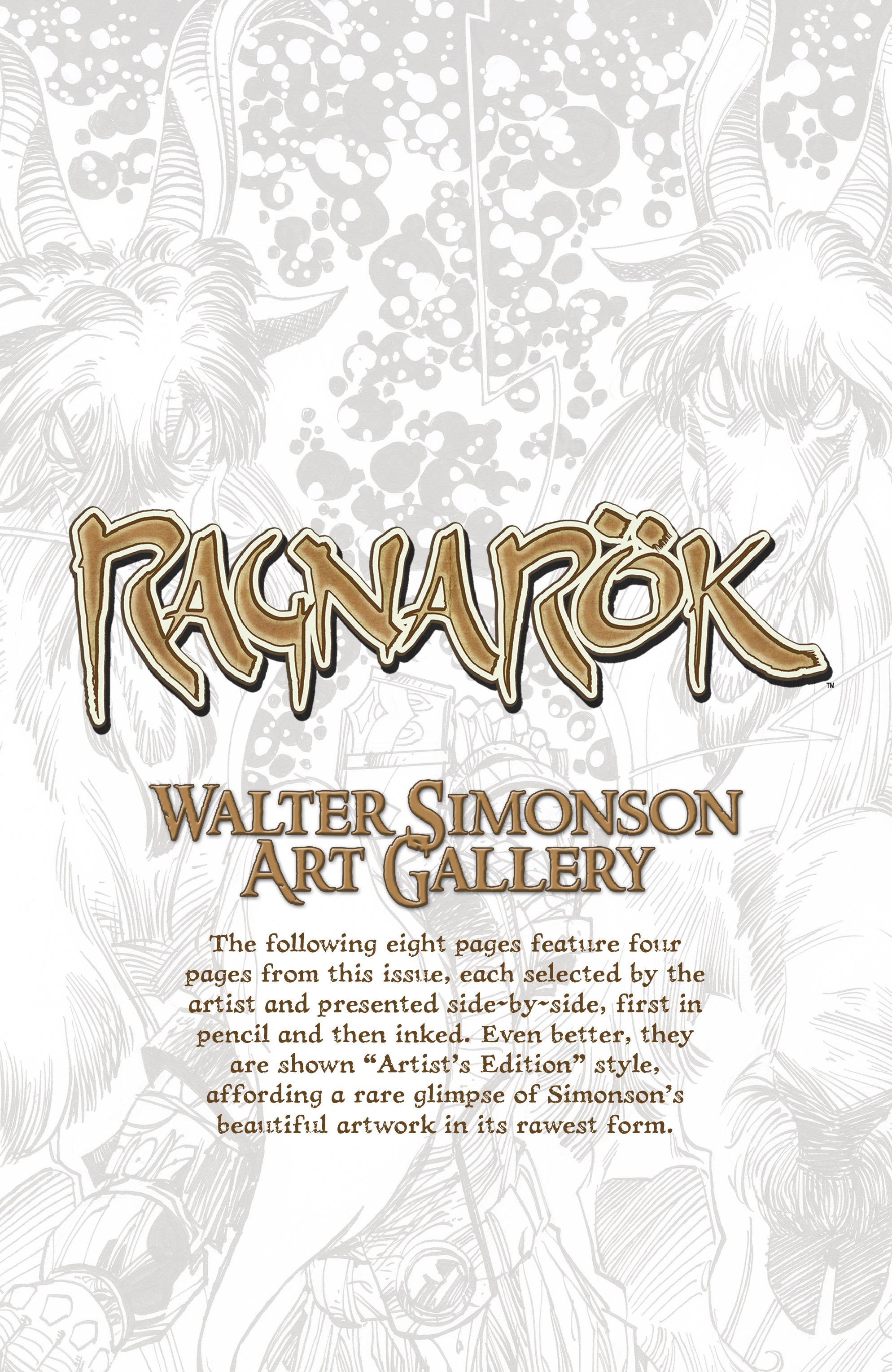 Read online Ragnarok comic -  Issue #9 - 24