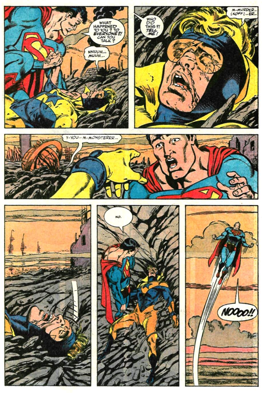 Read online Adventures of Superman (1987) comic -  Issue #479 - 12
