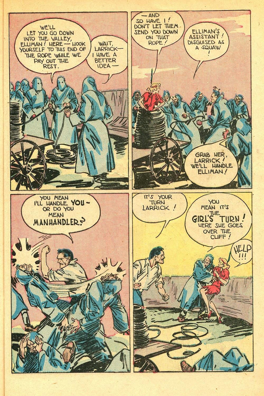 Read online Super-Magician Comics comic -  Issue #56 - 45