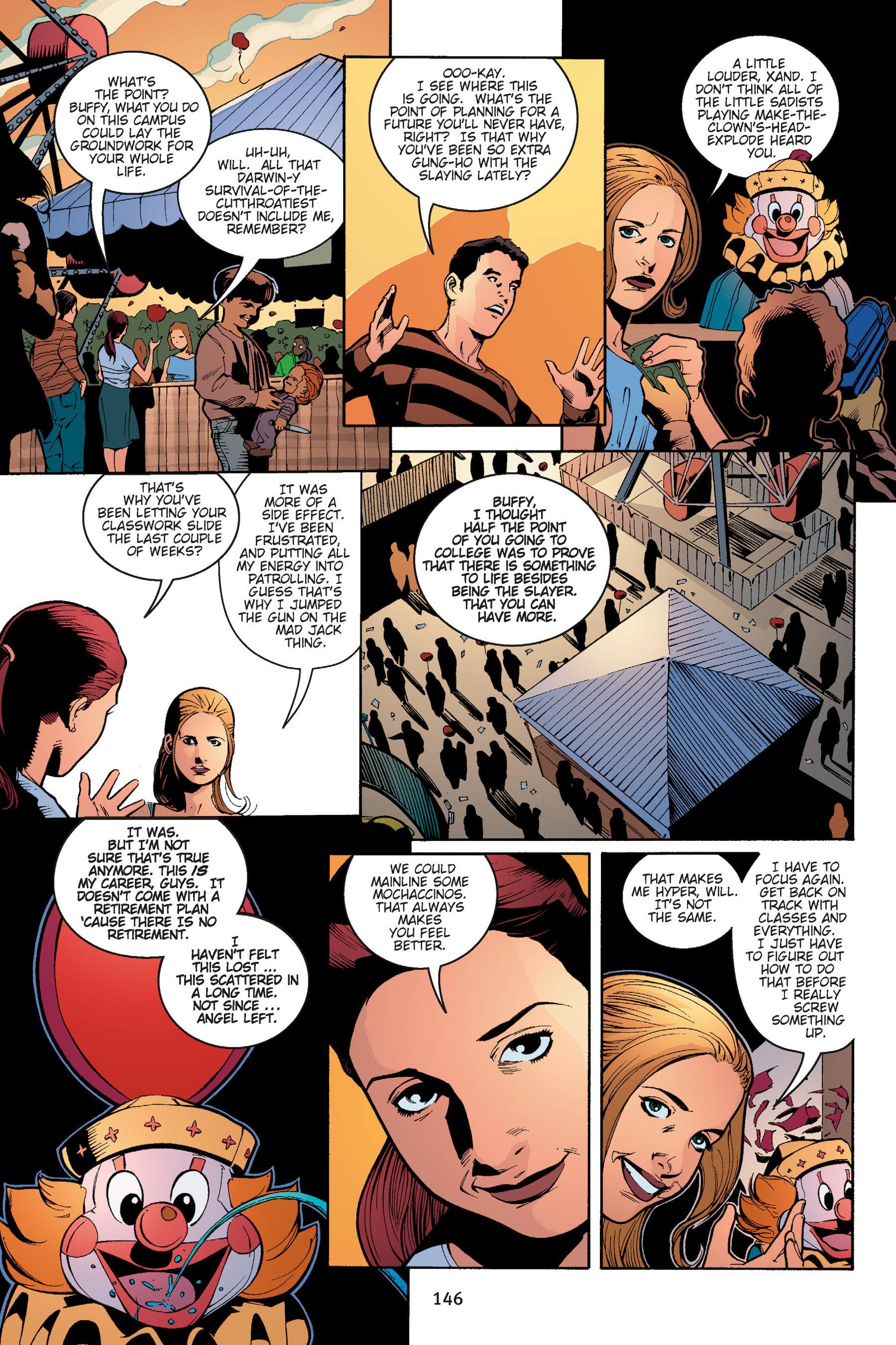 Read online Buffy the Vampire Slayer: Omnibus comic -  Issue # TPB 5 - 146