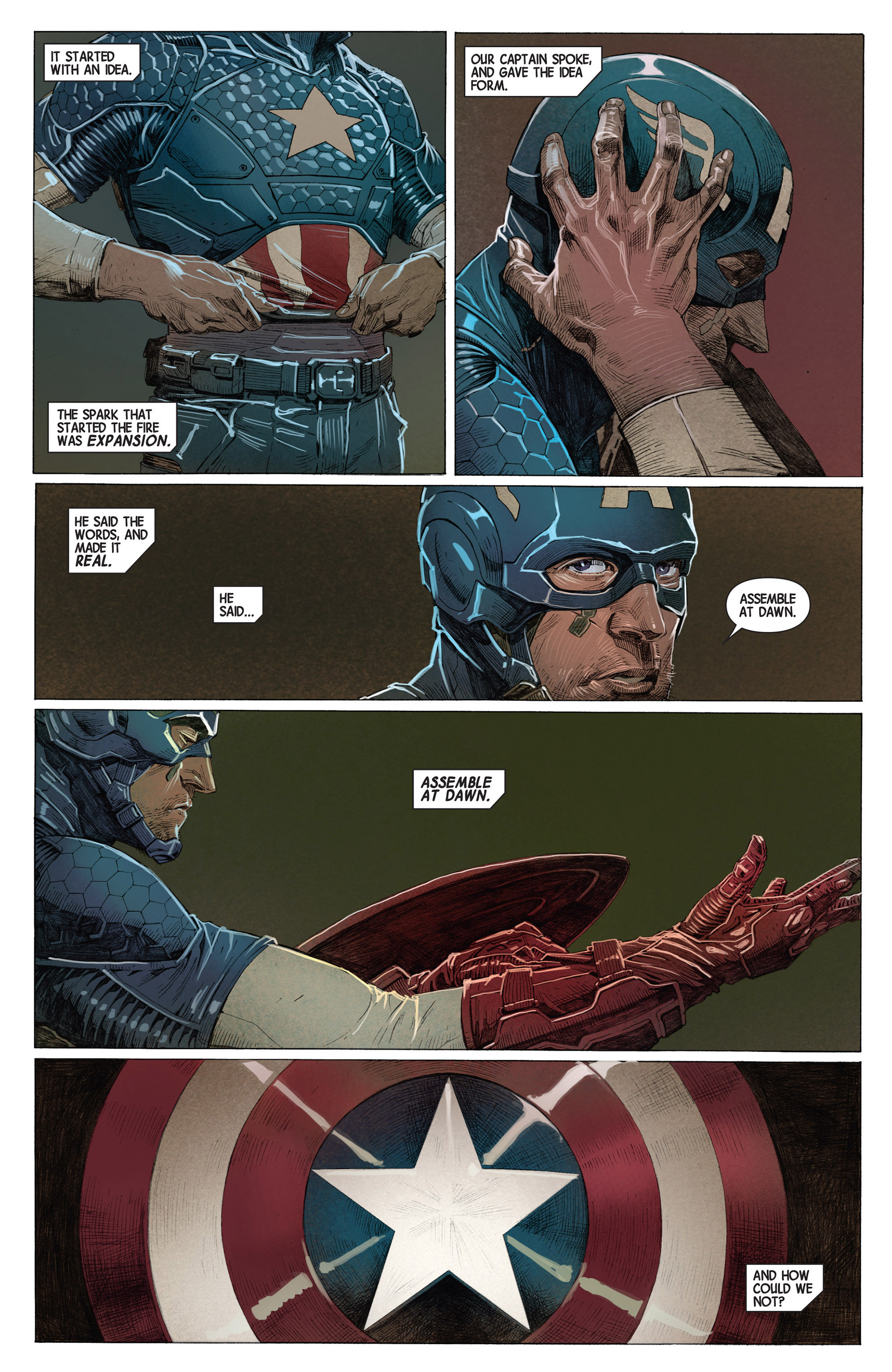 Read online Avengers (2013) comic -  Issue #1 - 23