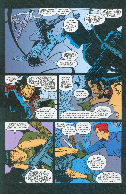 Read online Aliens/Predator: The Deadliest of the Species comic -  Issue #9 - 6