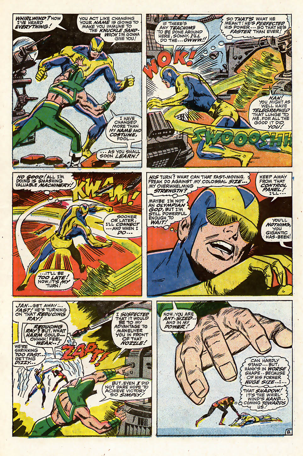 The Avengers (1963) 46 Page 8