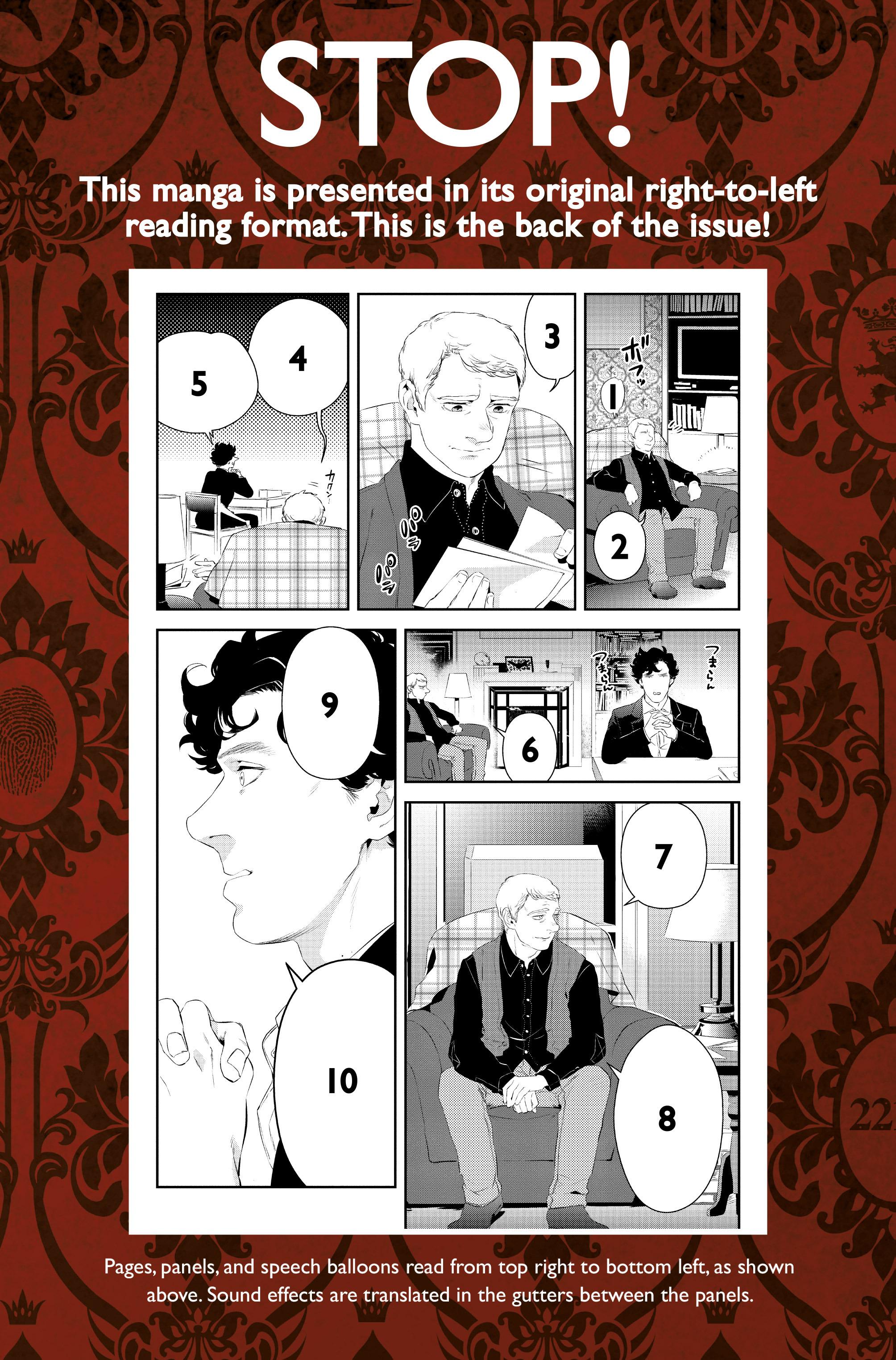 Read online Sherlock: The Blind Banker comic -  Issue #3 - 7