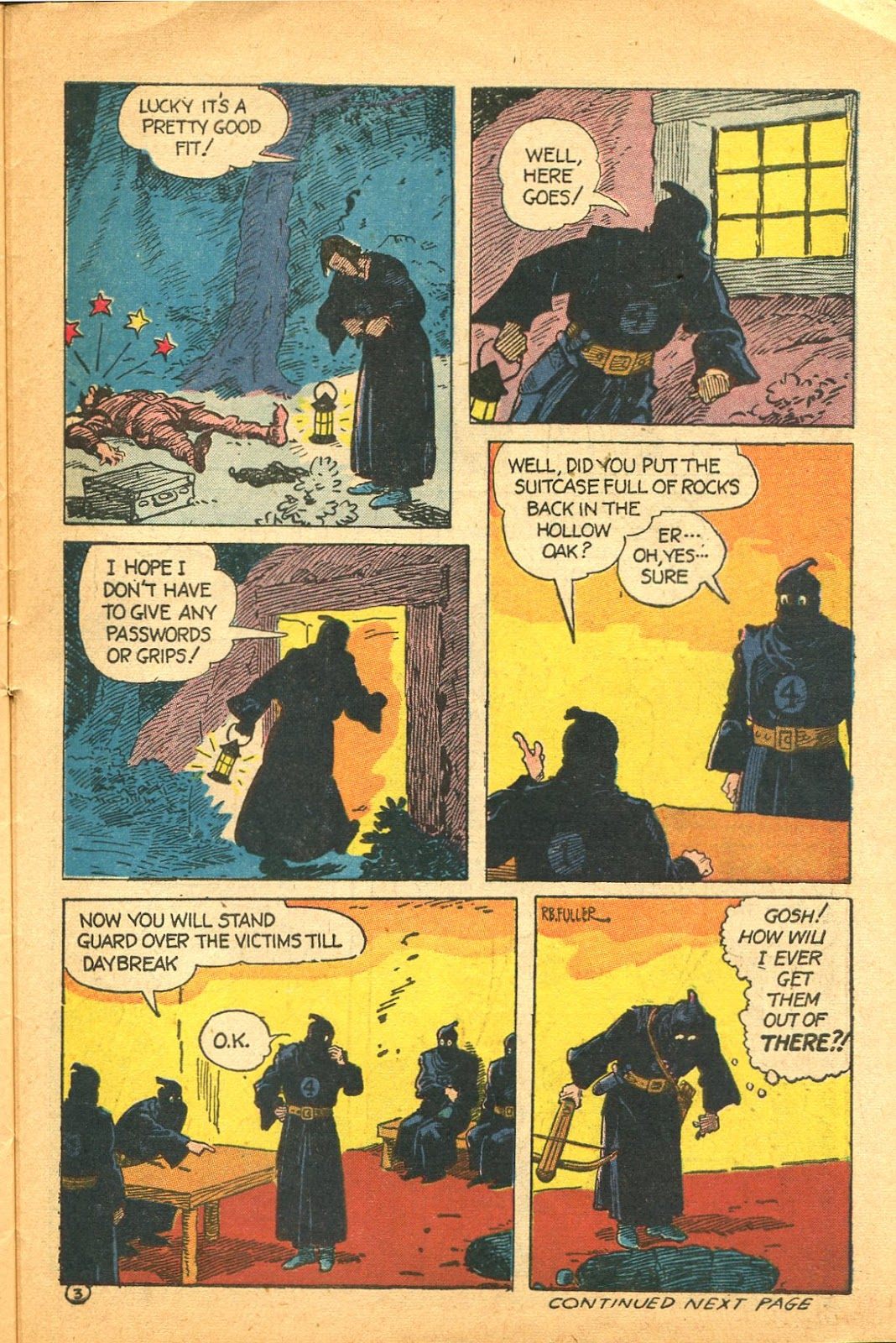 Read online Famous Funnies comic -  Issue #119 - 43