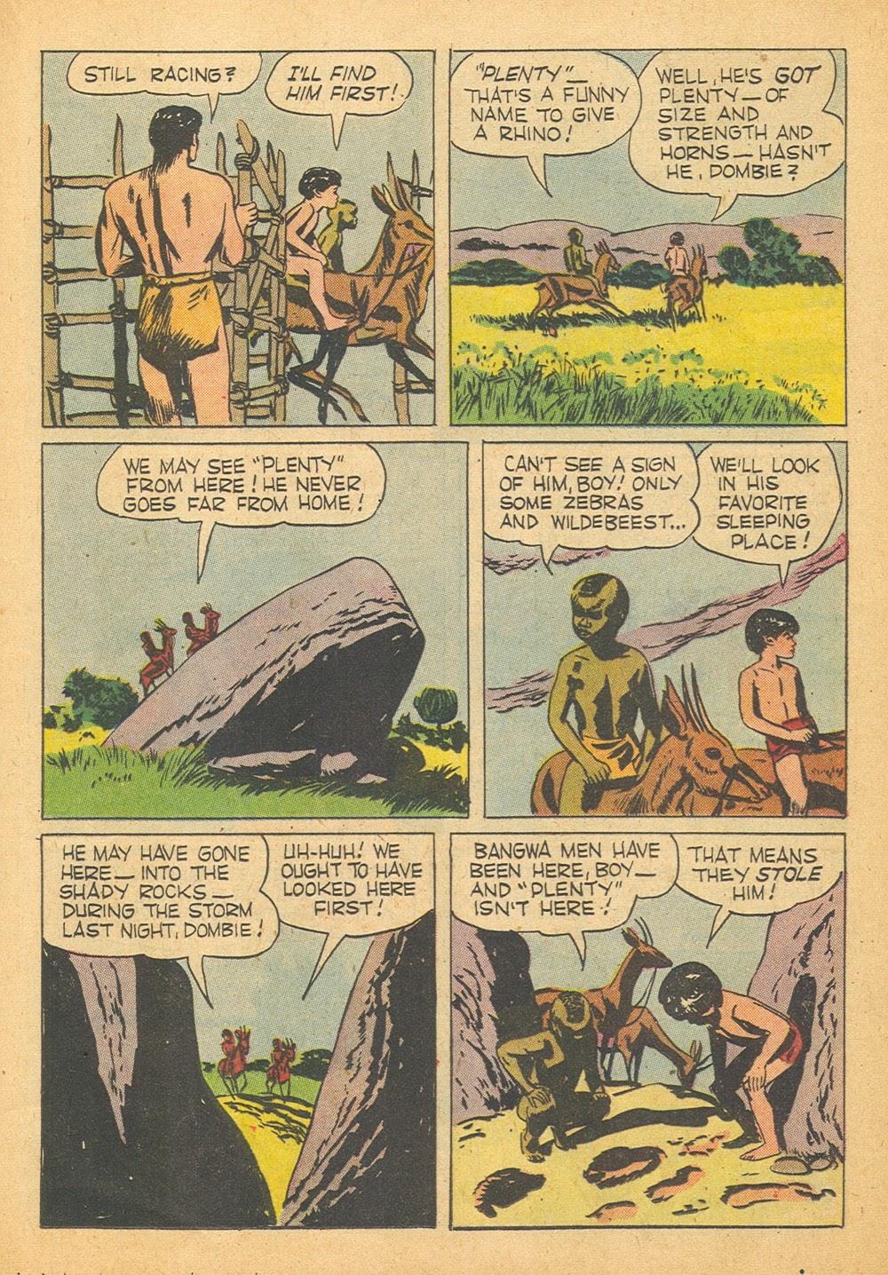Tarzan (1948) issue 121 - Page 21