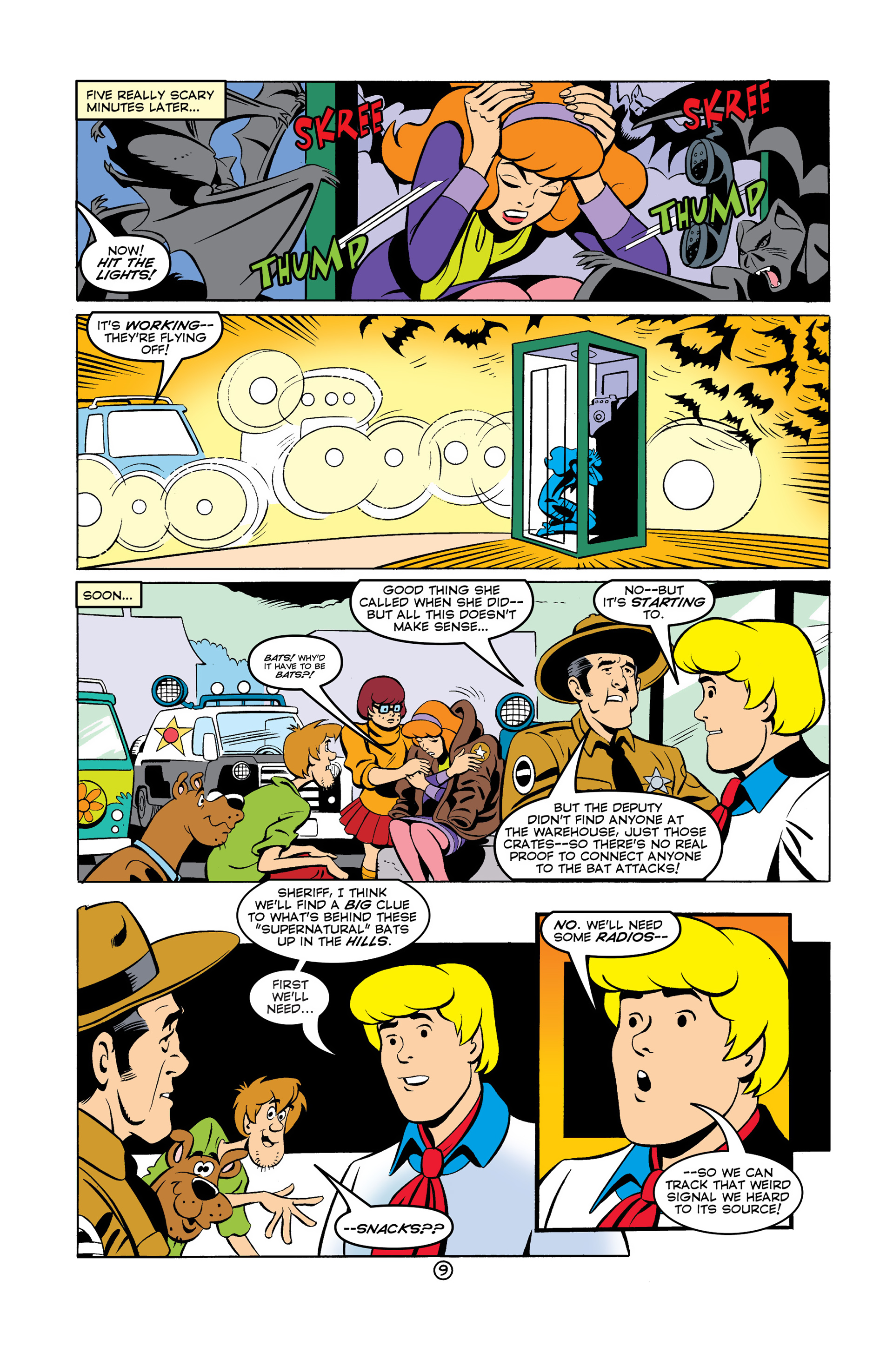 Read online Scooby-Doo (1997) comic -  Issue #47 - 10