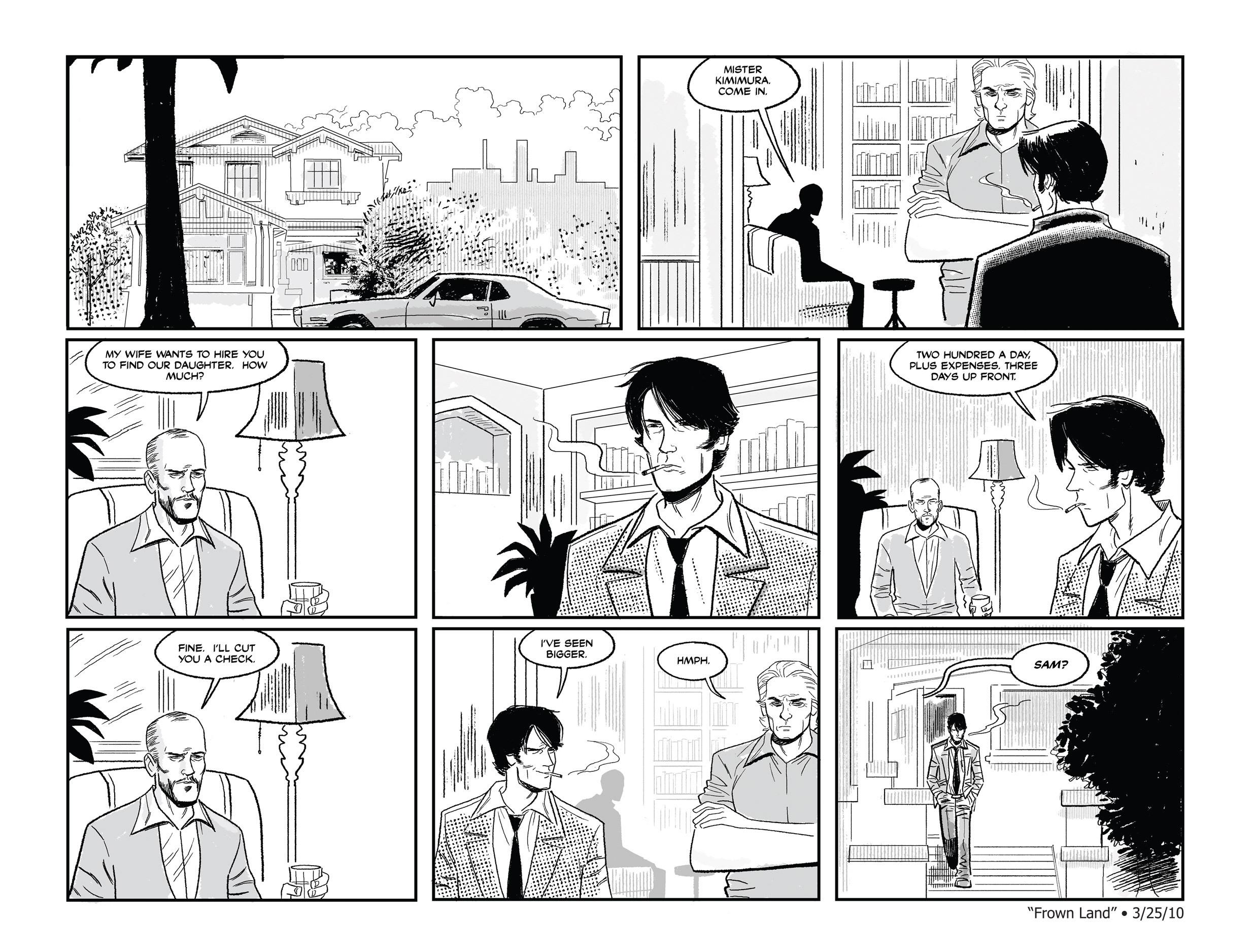 Read online She Died In Terrebonne comic -  Issue #2 - 15