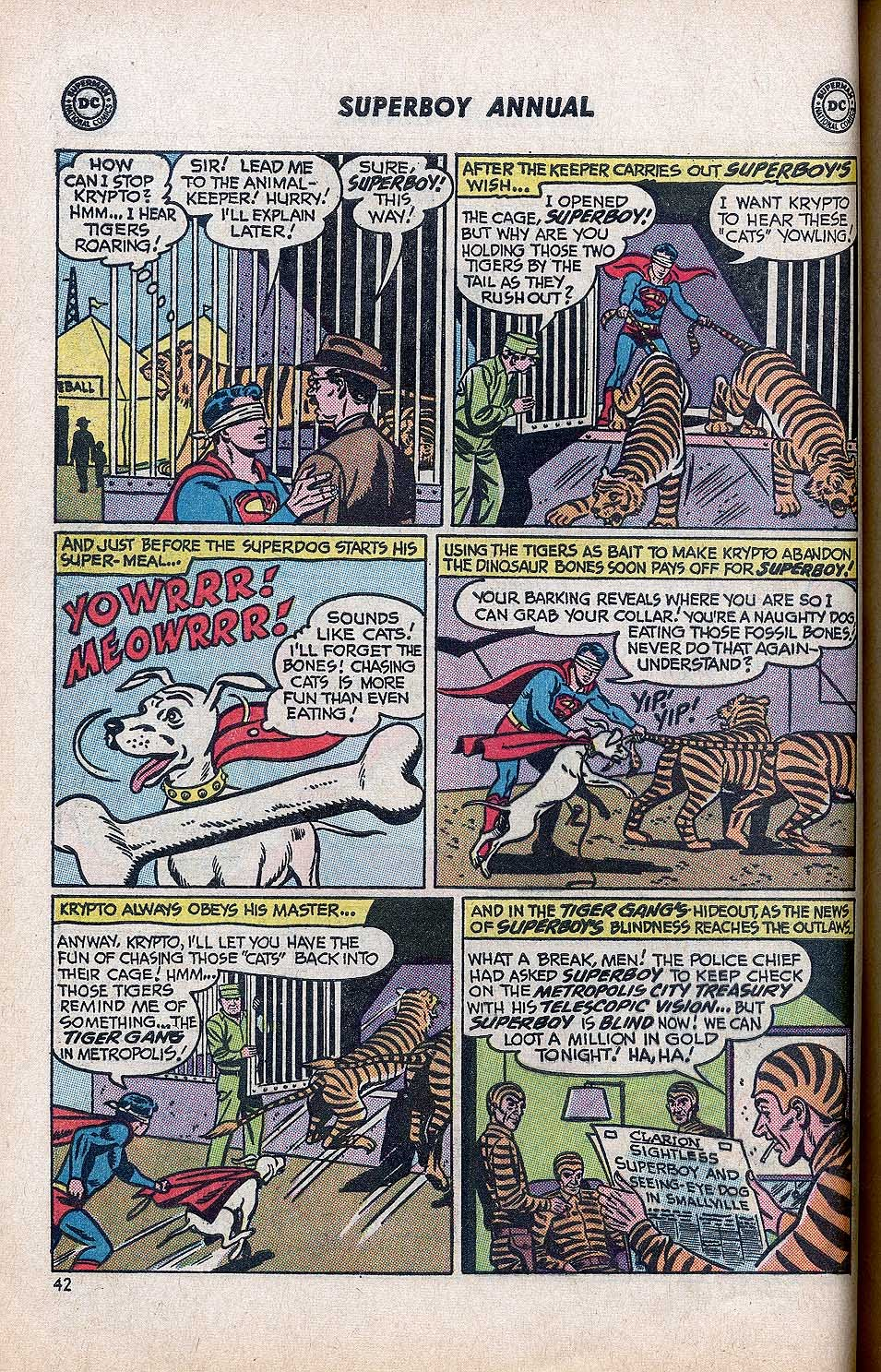 Superboy (1949) issue Annual 1 - Page 44