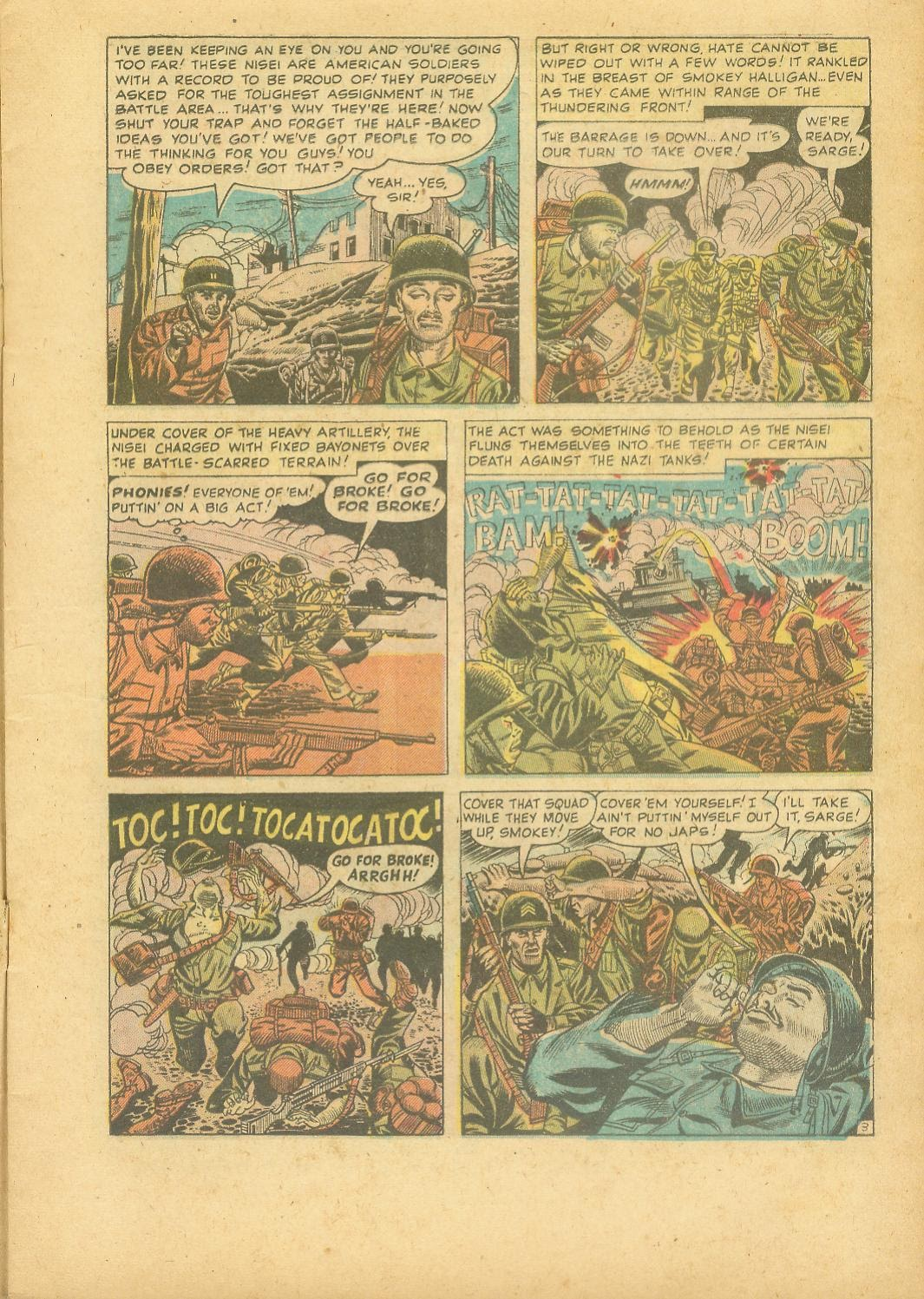 War Adventures issue 1 - Page 5