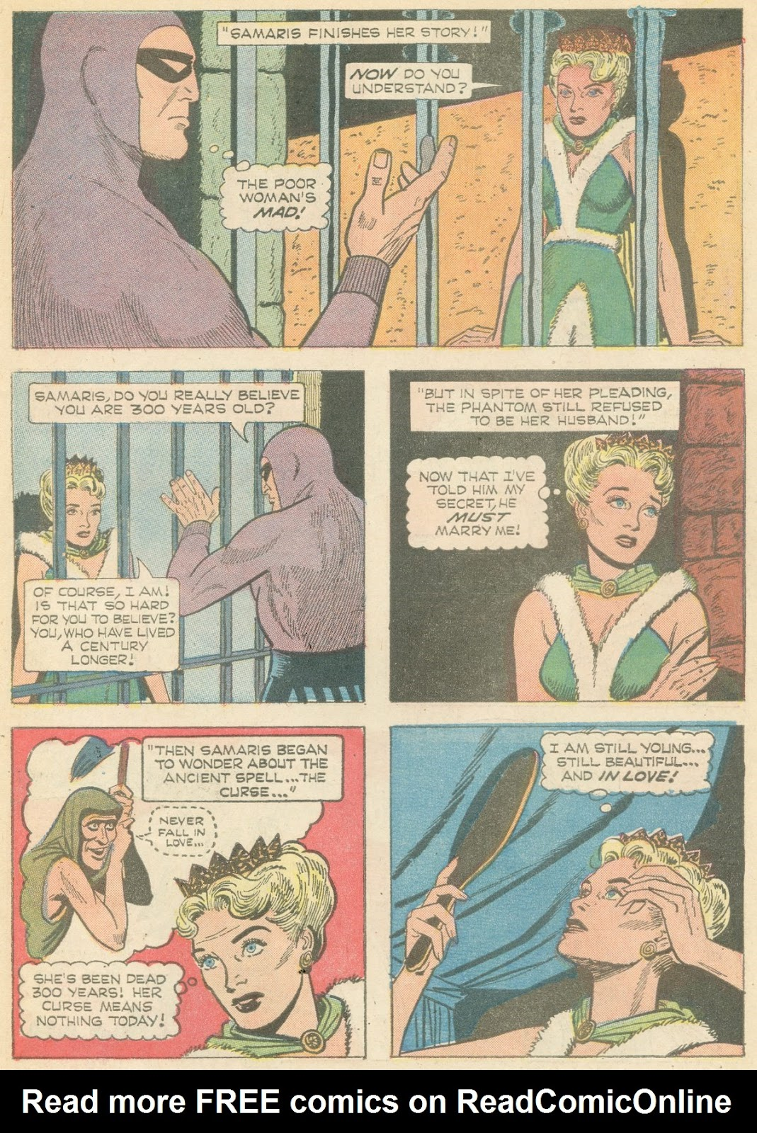 The Phantom (1962) issue 17 - Page 31