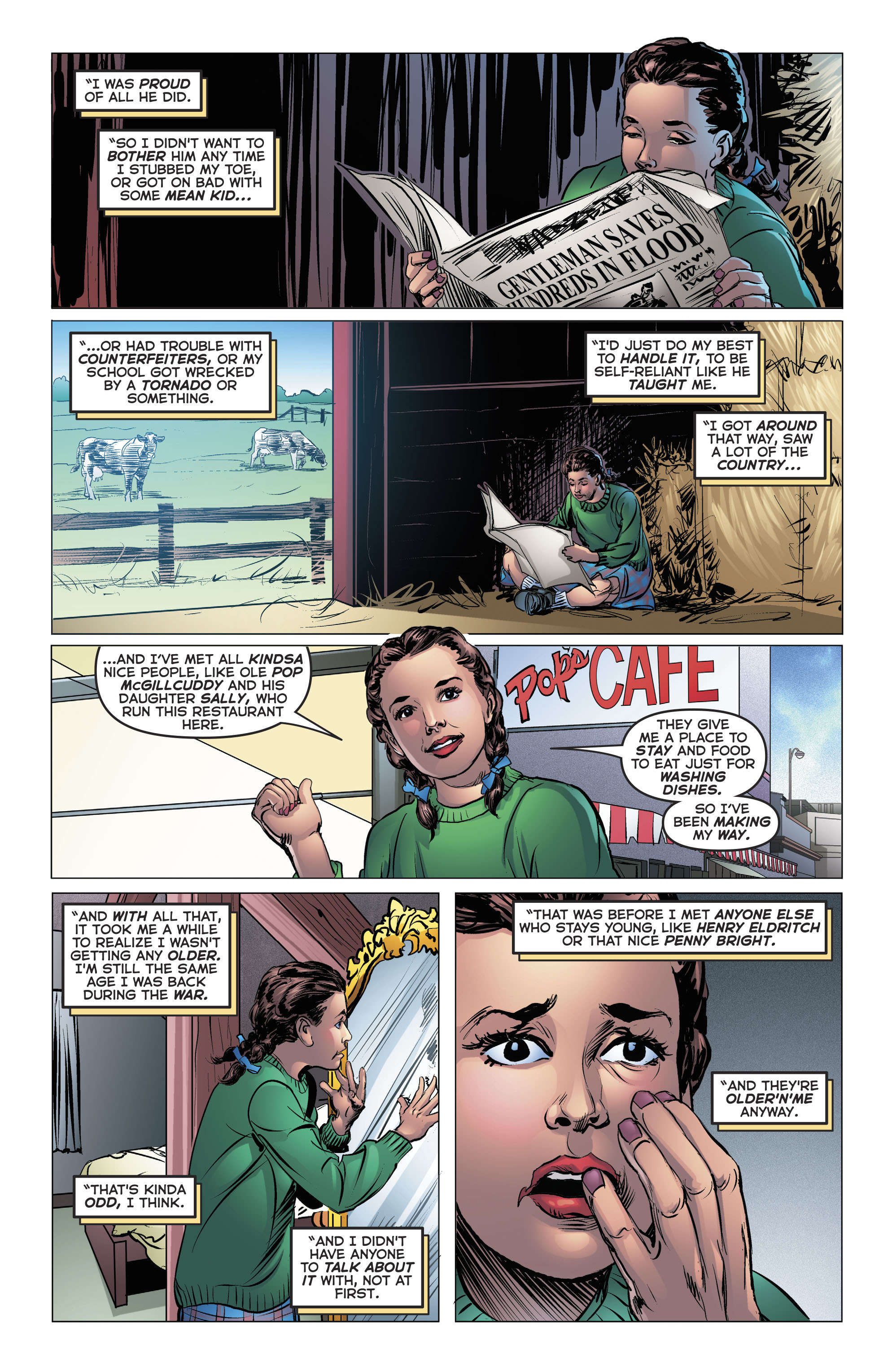 Read online Astro City comic -  Issue #43 - 12
