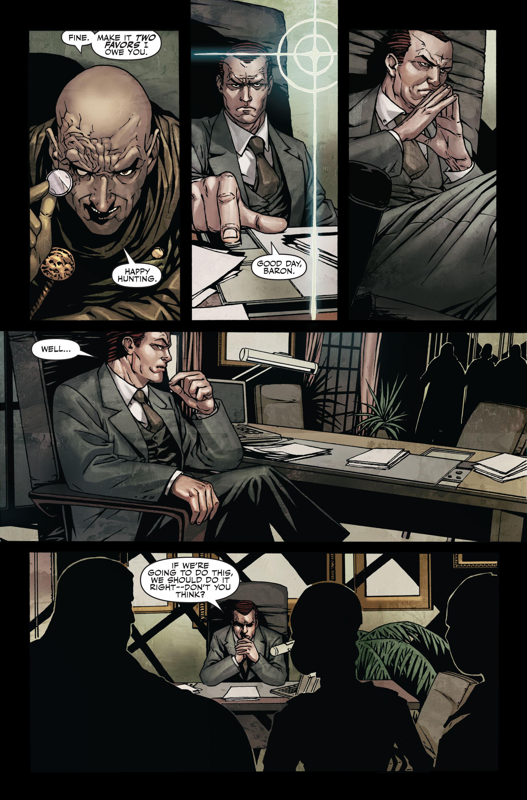 Read online Secret Warriors comic -  Issue #7 - 13