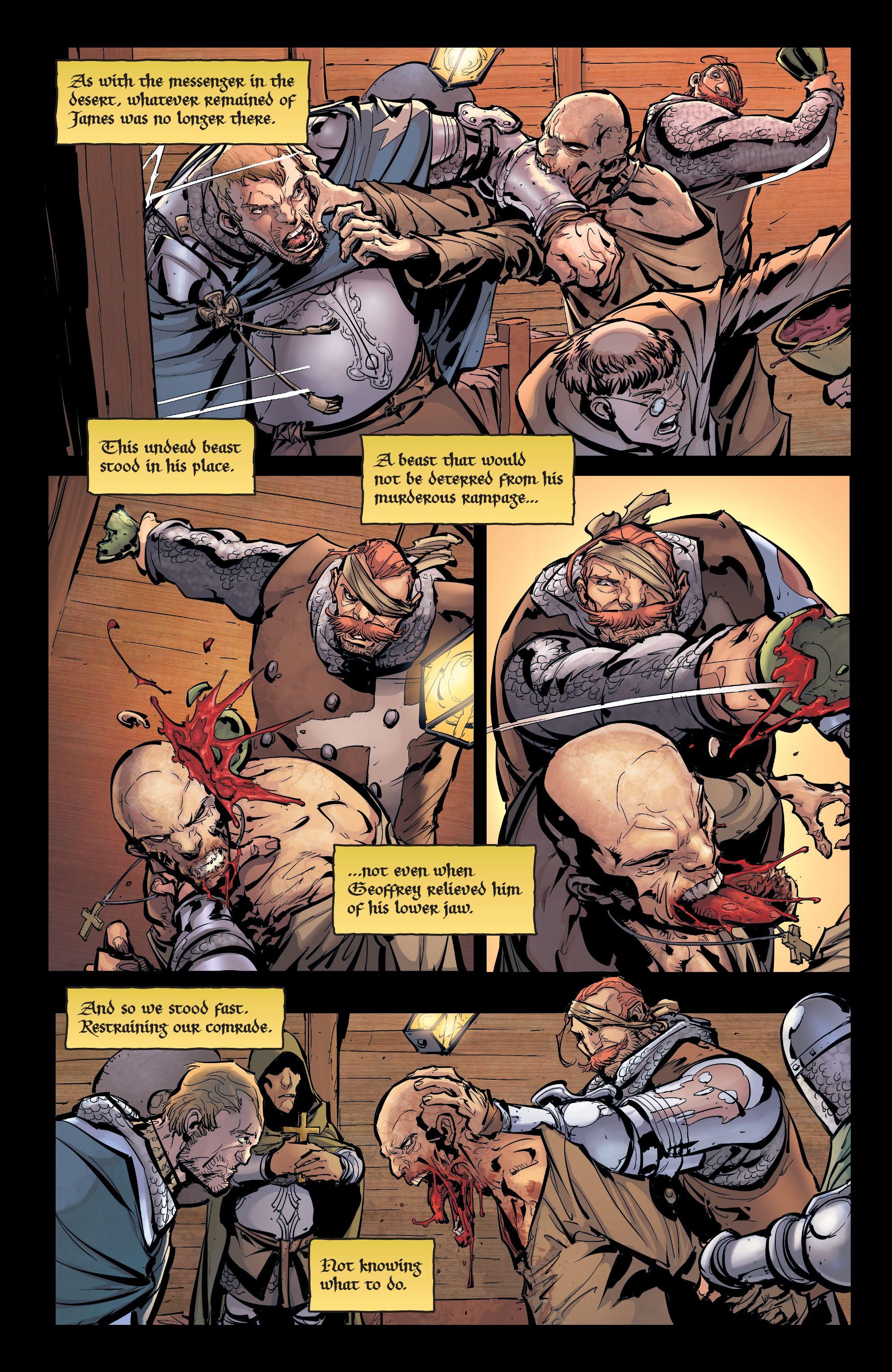 Read online Pestilence comic -  Issue #2 - 8
