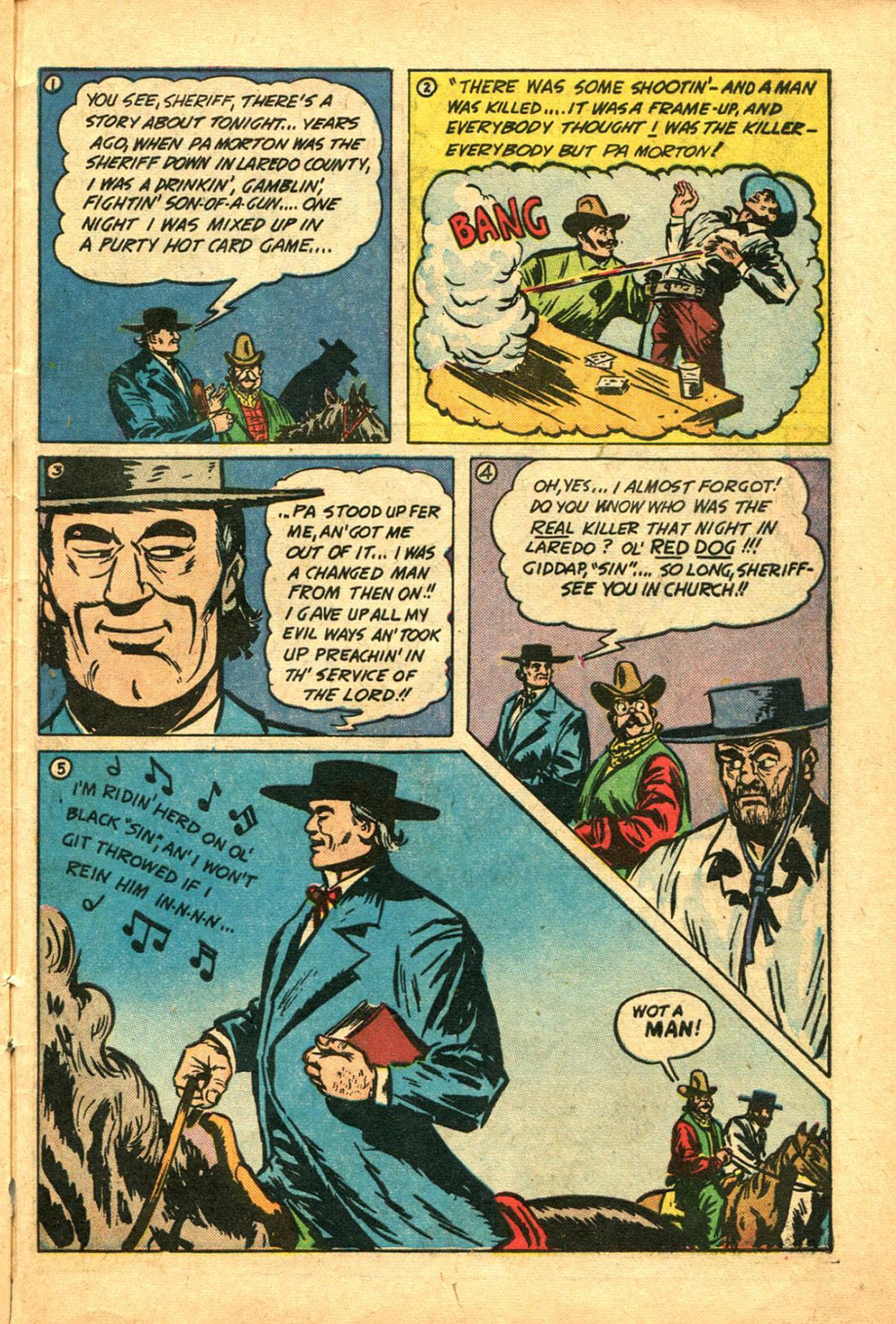 Read online Shadow Comics comic -  Issue #78 - 39