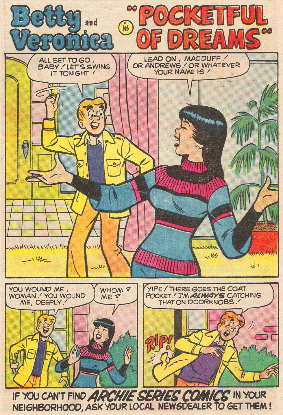 Read online Archie's Girls Betty and Veronica comic -  Issue #248 - 13