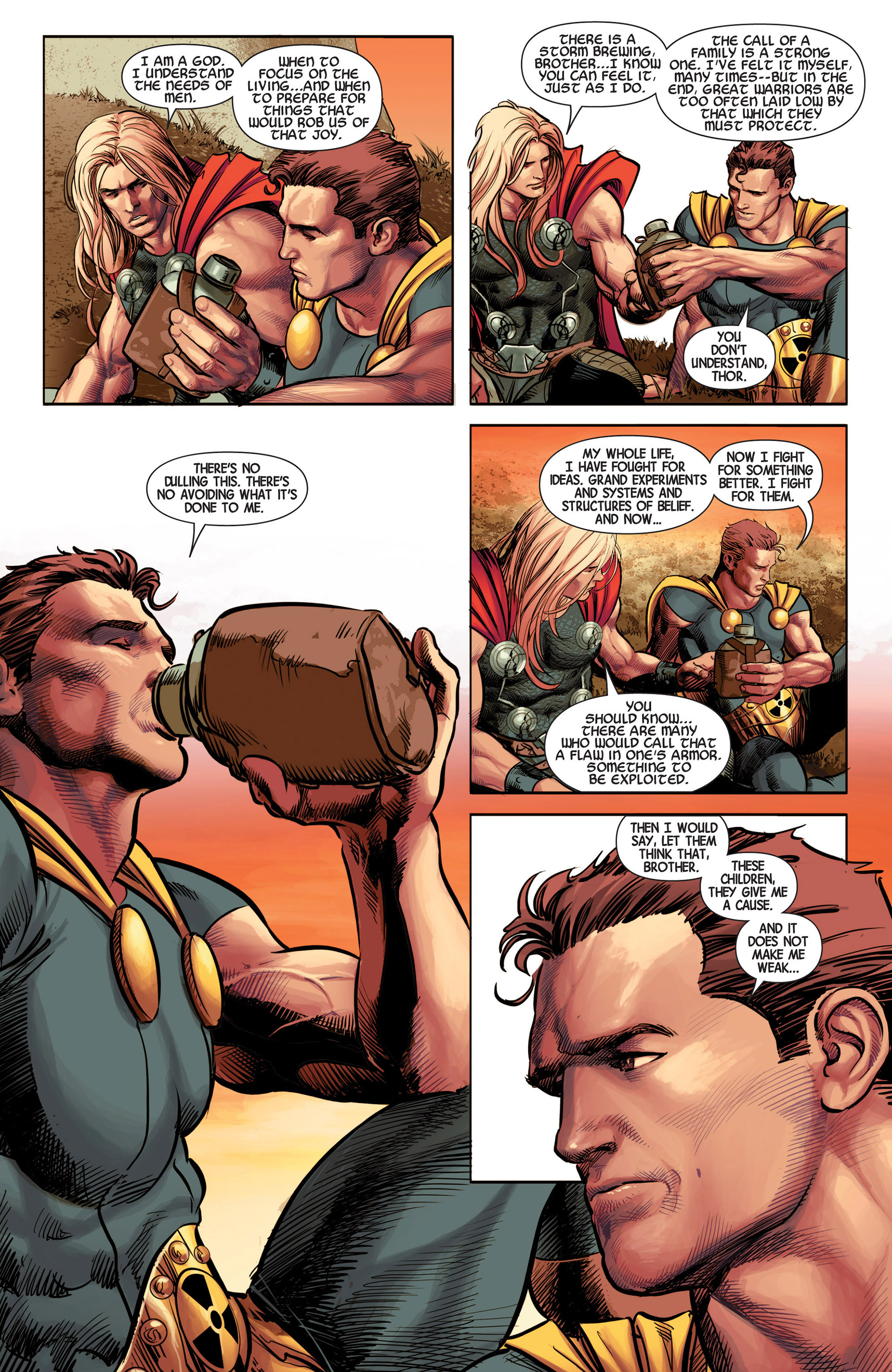 Read online Avengers (2013) comic -  Issue #13 - 23