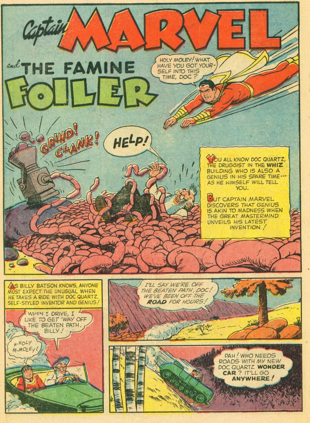 Captain Marvel Adventures issue 130 - Page 18
