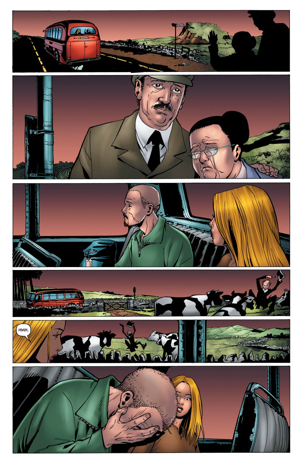 Read online The Boys Omnibus comic -  Issue # TPB 4 (Part 4) - 50