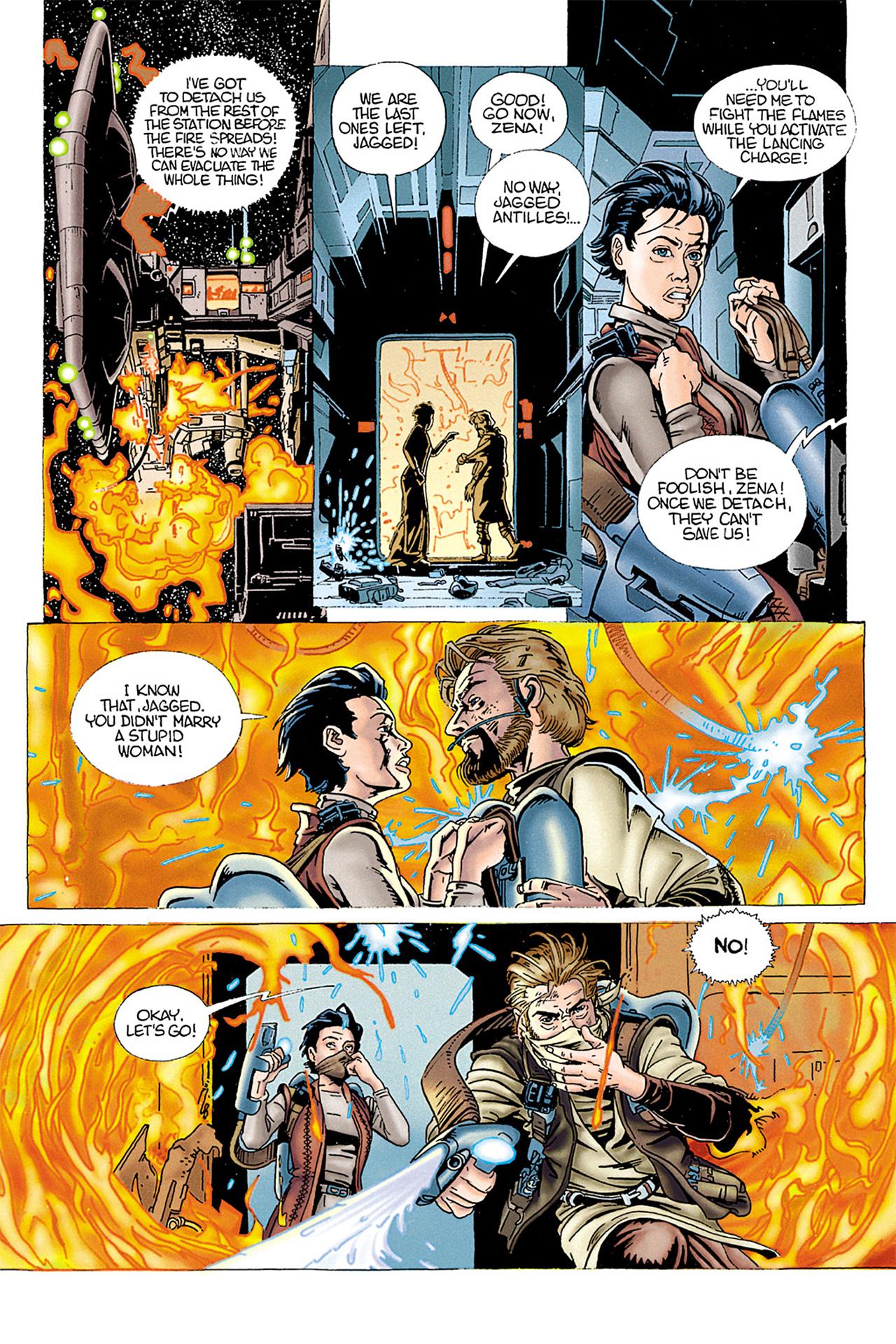 Read online Star Wars Omnibus comic -  Issue # Vol. 1 - 207
