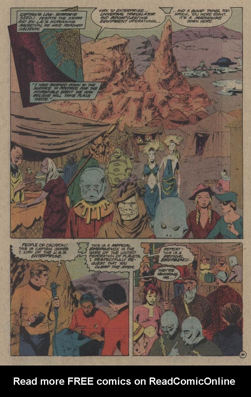 Star Trek (1984) #56 #59 - English 17