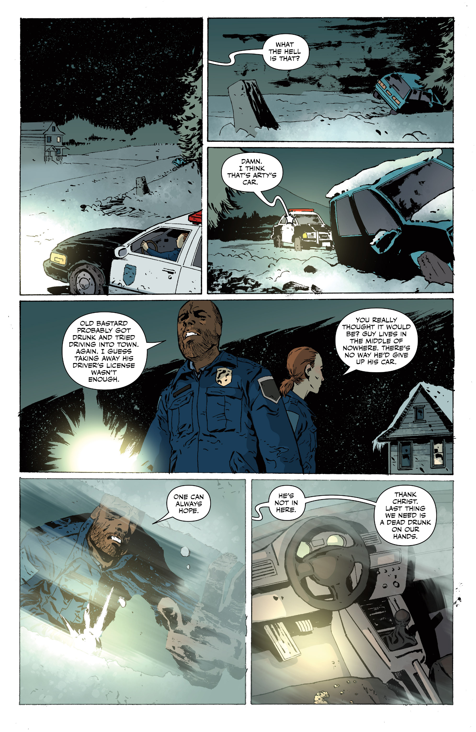 Read online Sheltered comic -  Issue #11 - 18