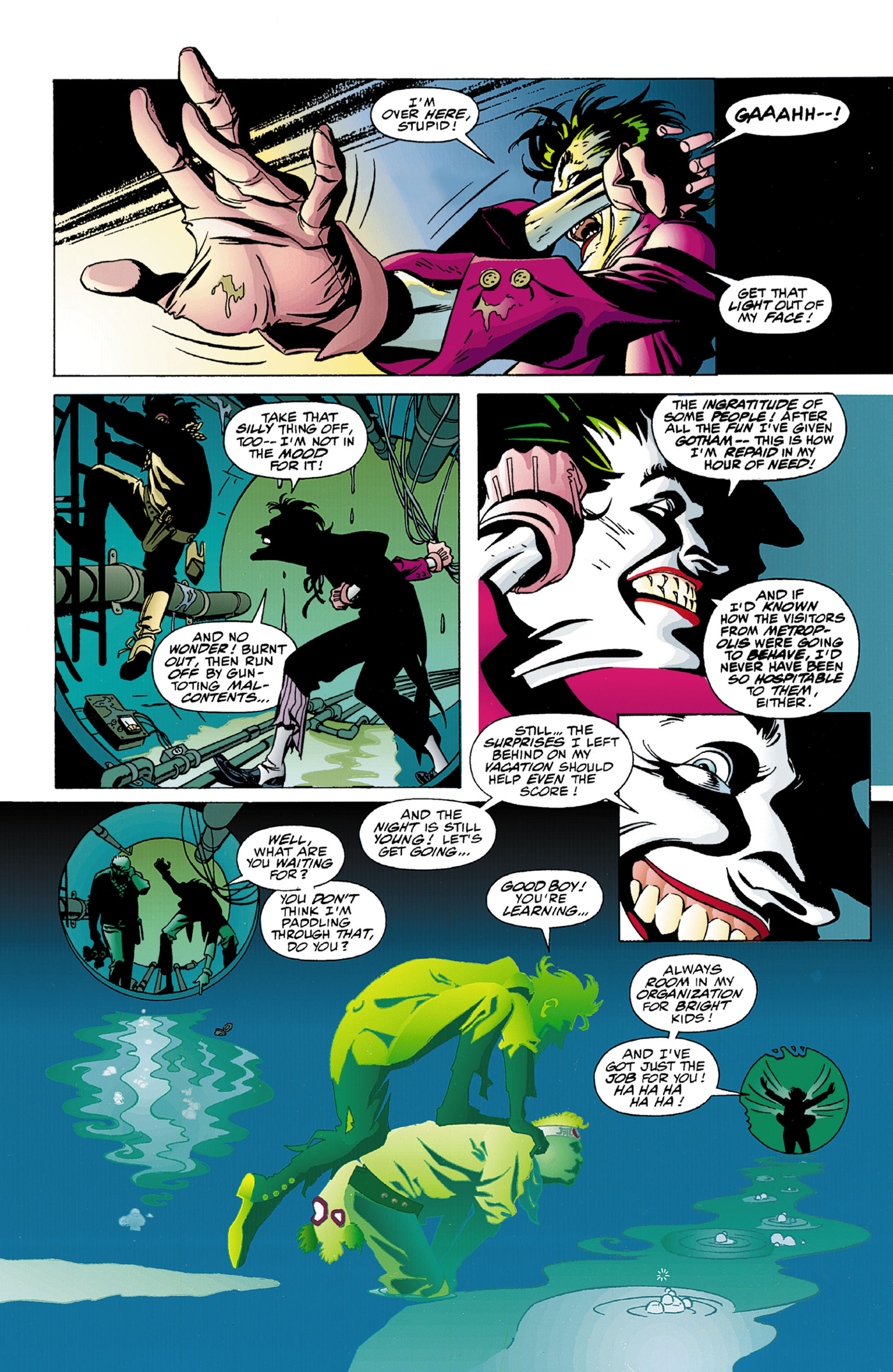 Read online World's Finest (1990) comic -  Issue #3 - 13