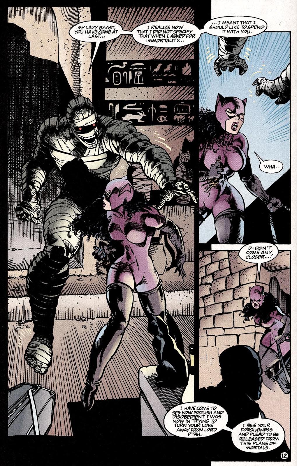 Catwoman (1993) Annual 4 #4 - English 14